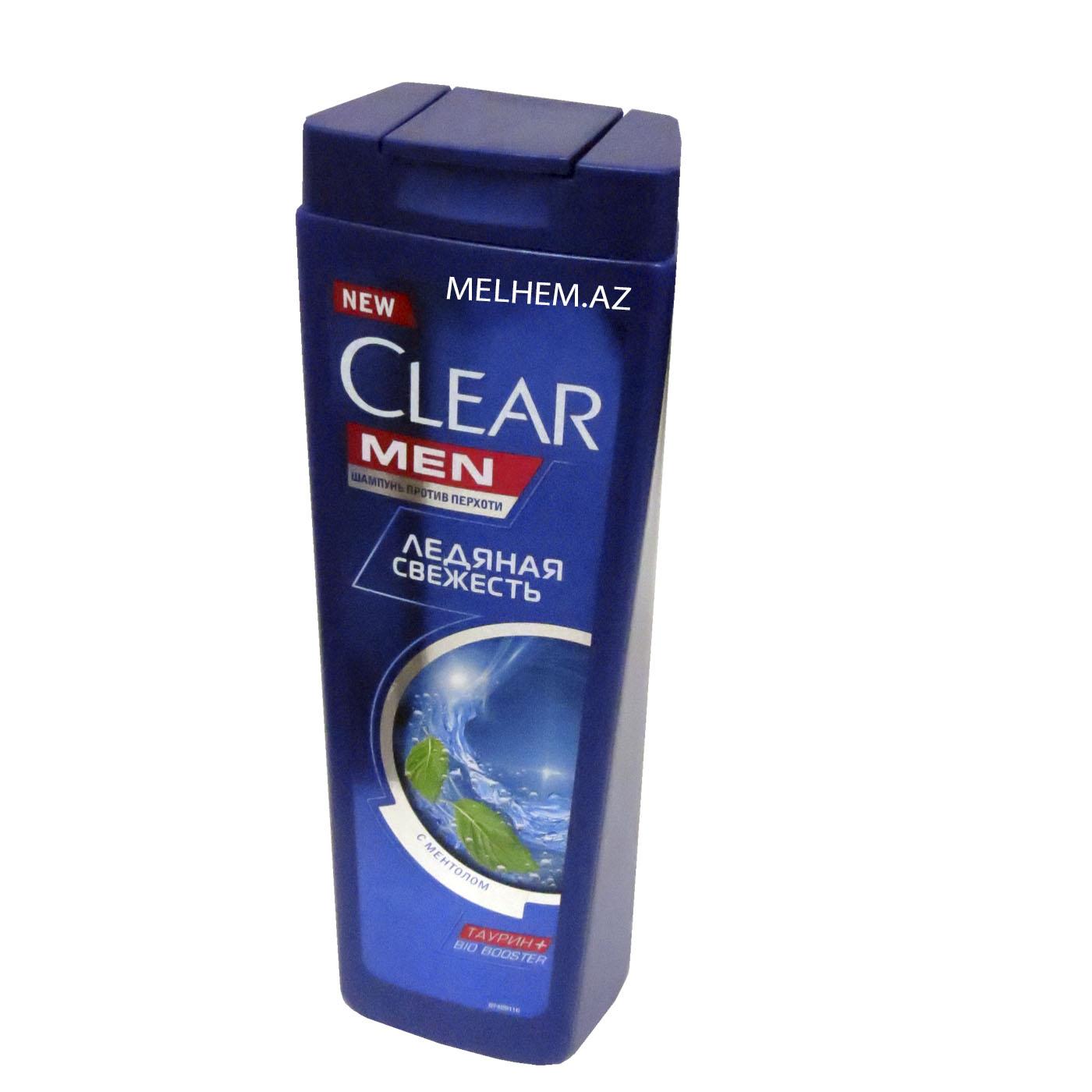CLEAR MEN 400ML
