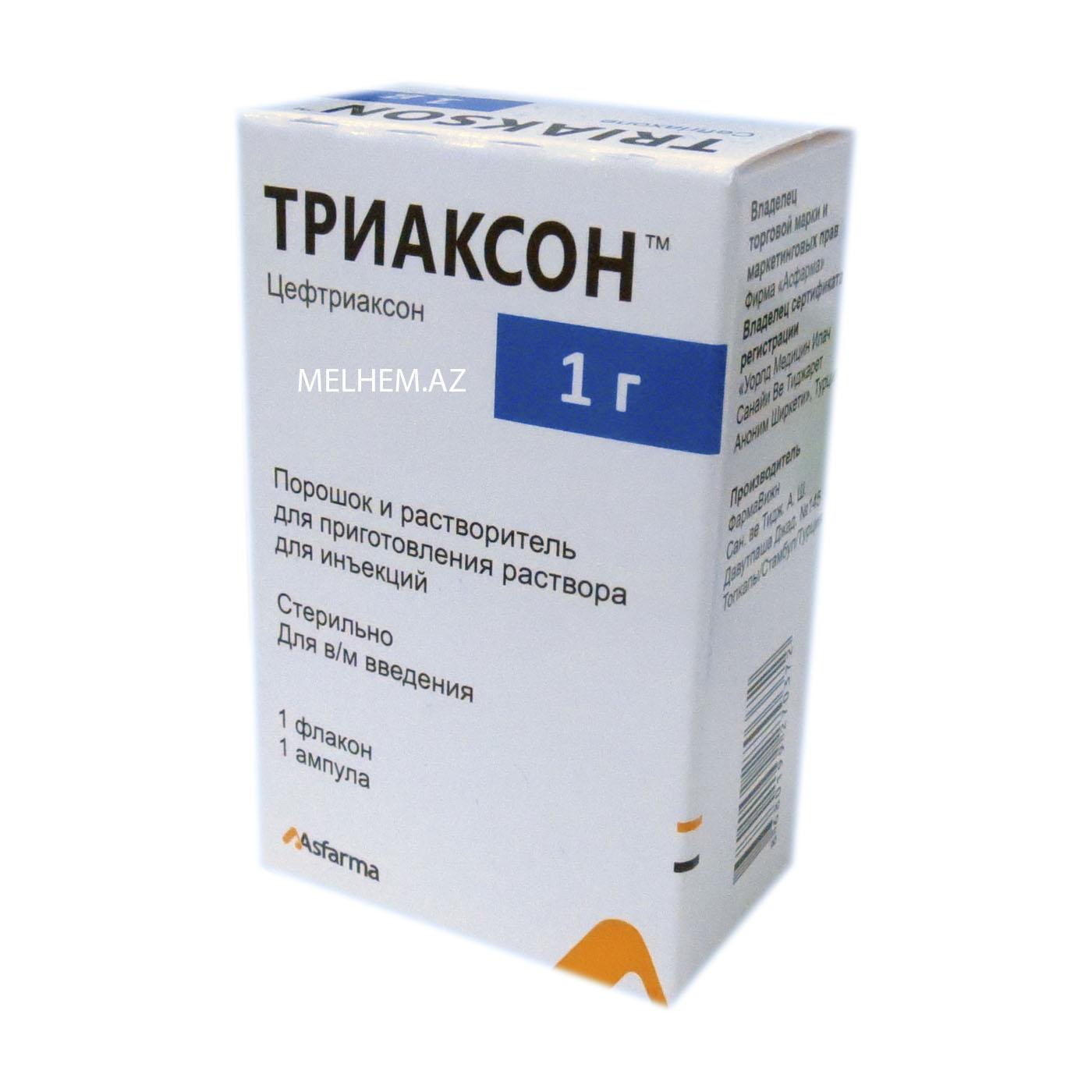 TRIAKSON 1 G