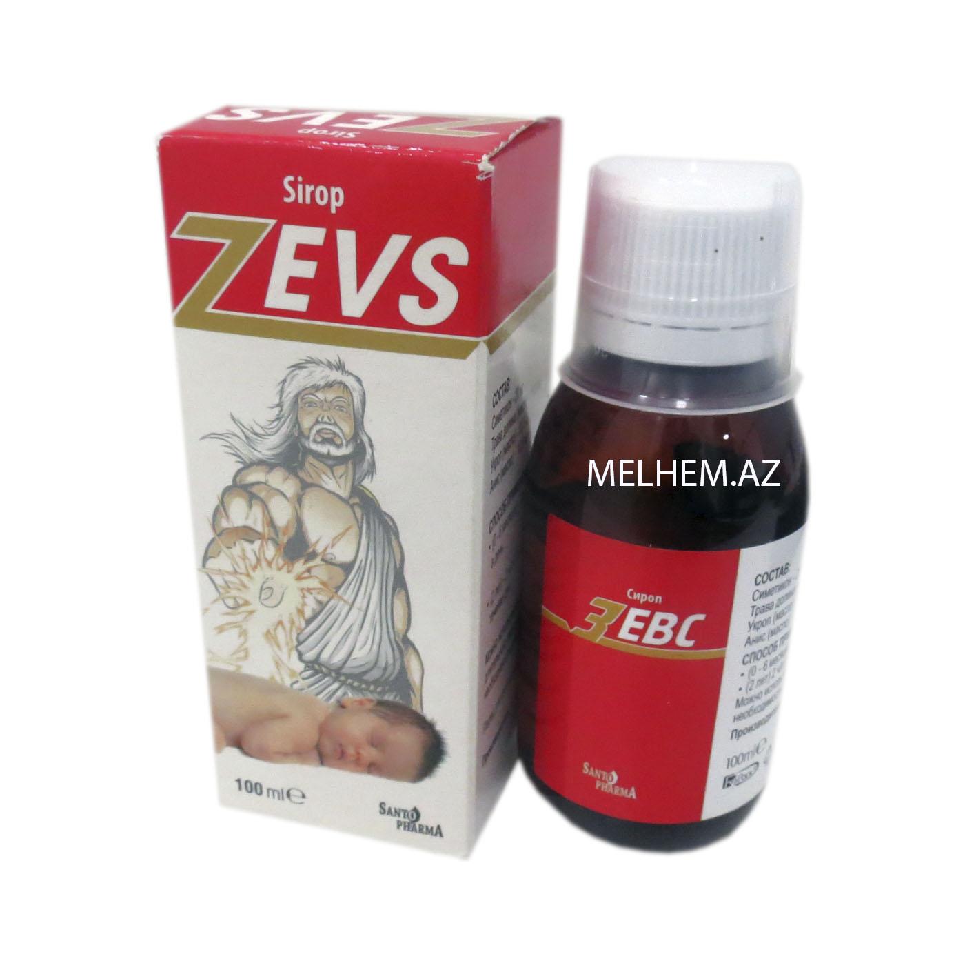 ZEVS 100 ML