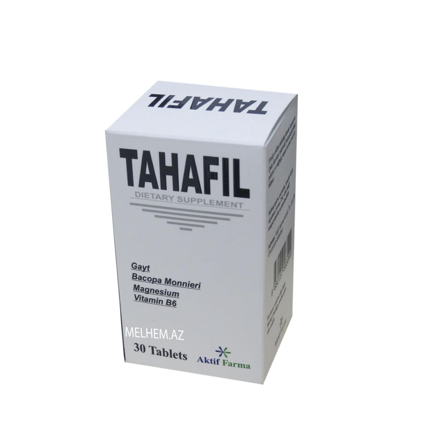 TAHAFİL N30
