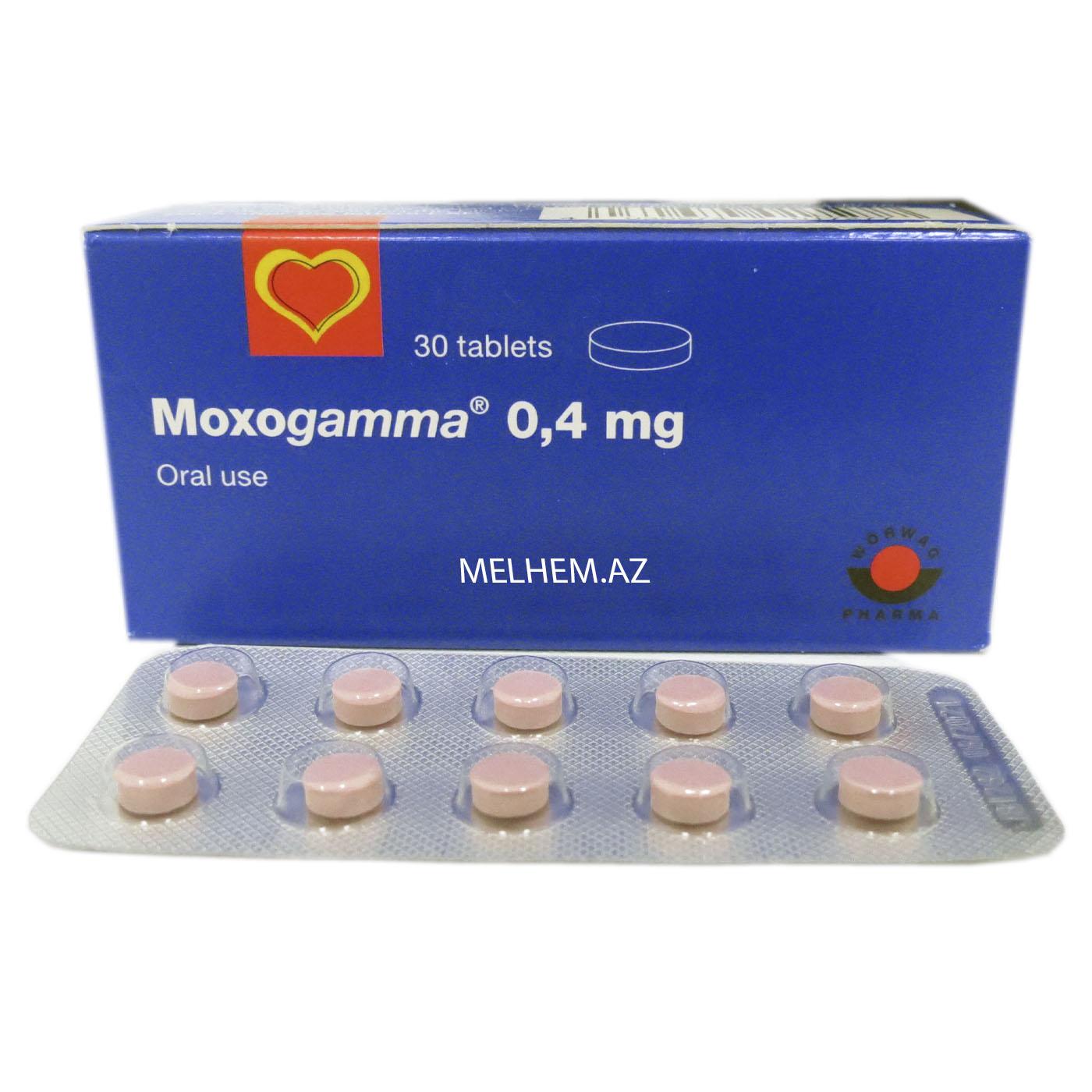 MOXOGAMMA