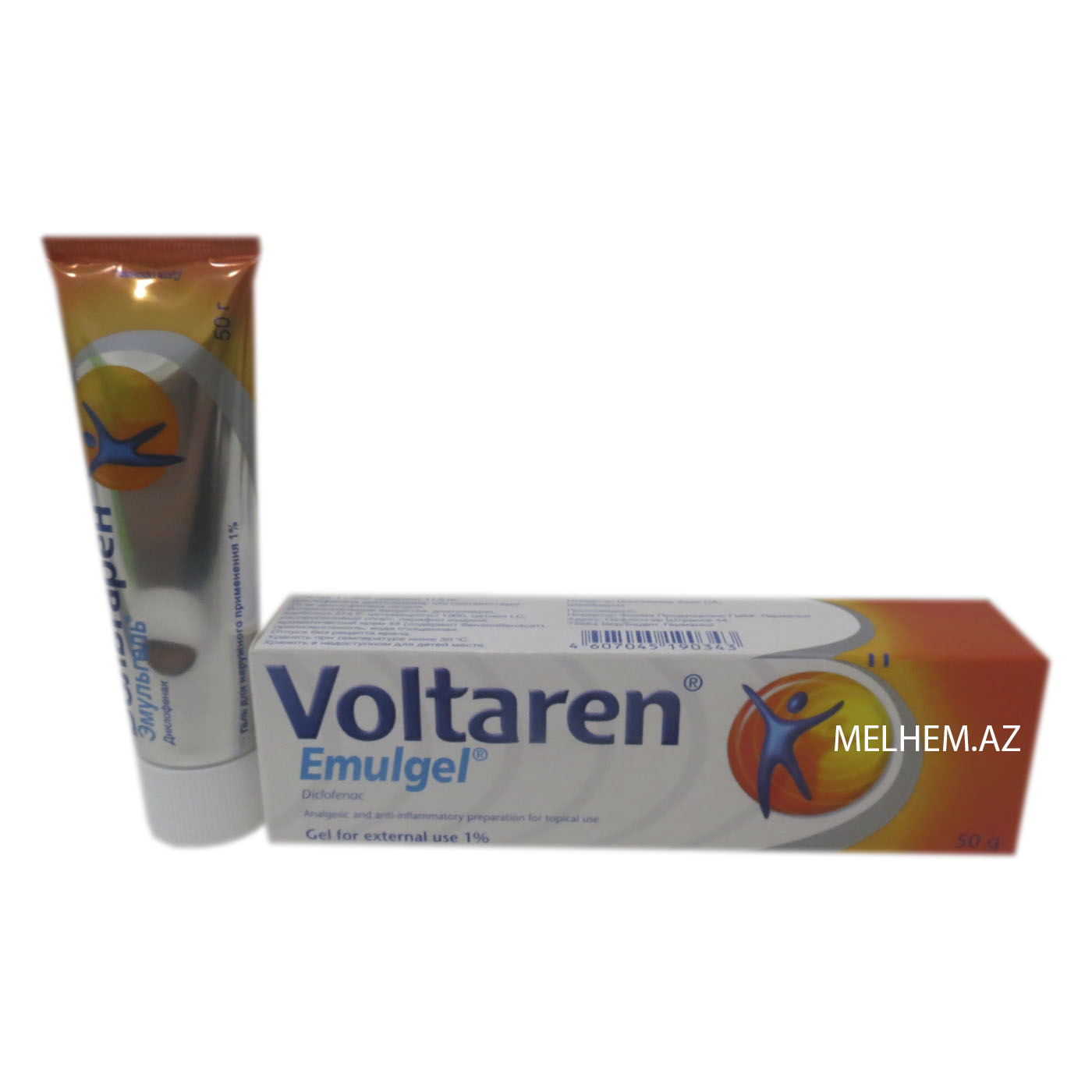 VOLTAREN EMULGEL 50 GR