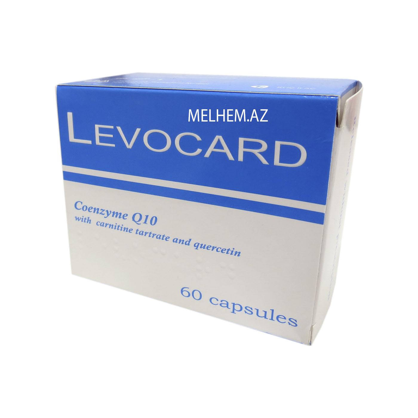 LEVOKARD N60 (KAPSUL)