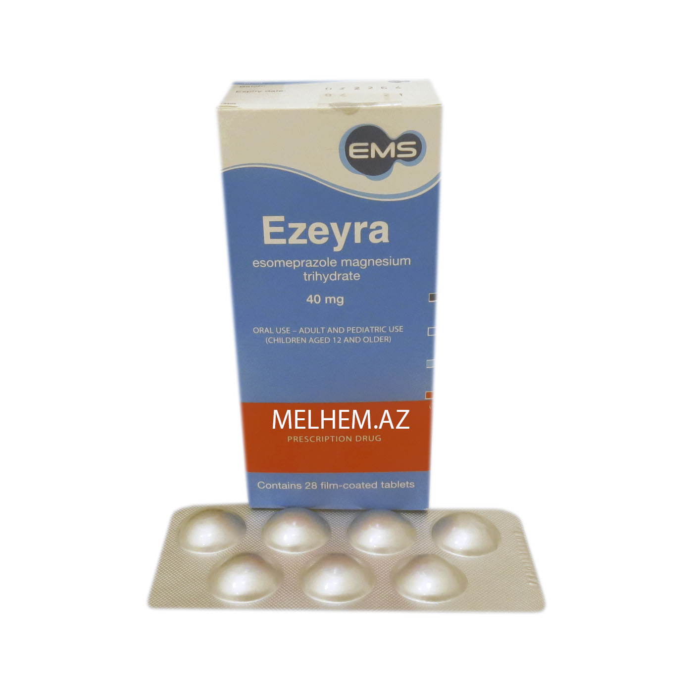 EZEYRA 40 MG