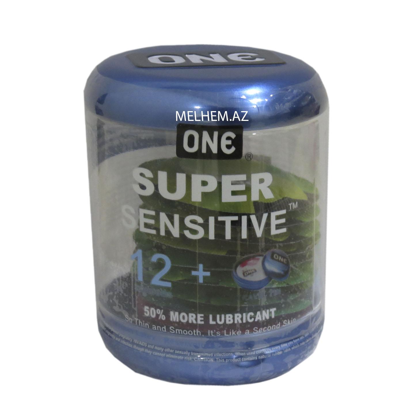 ONE SUPER SENSİTİVE N12 (QORUYUCU)