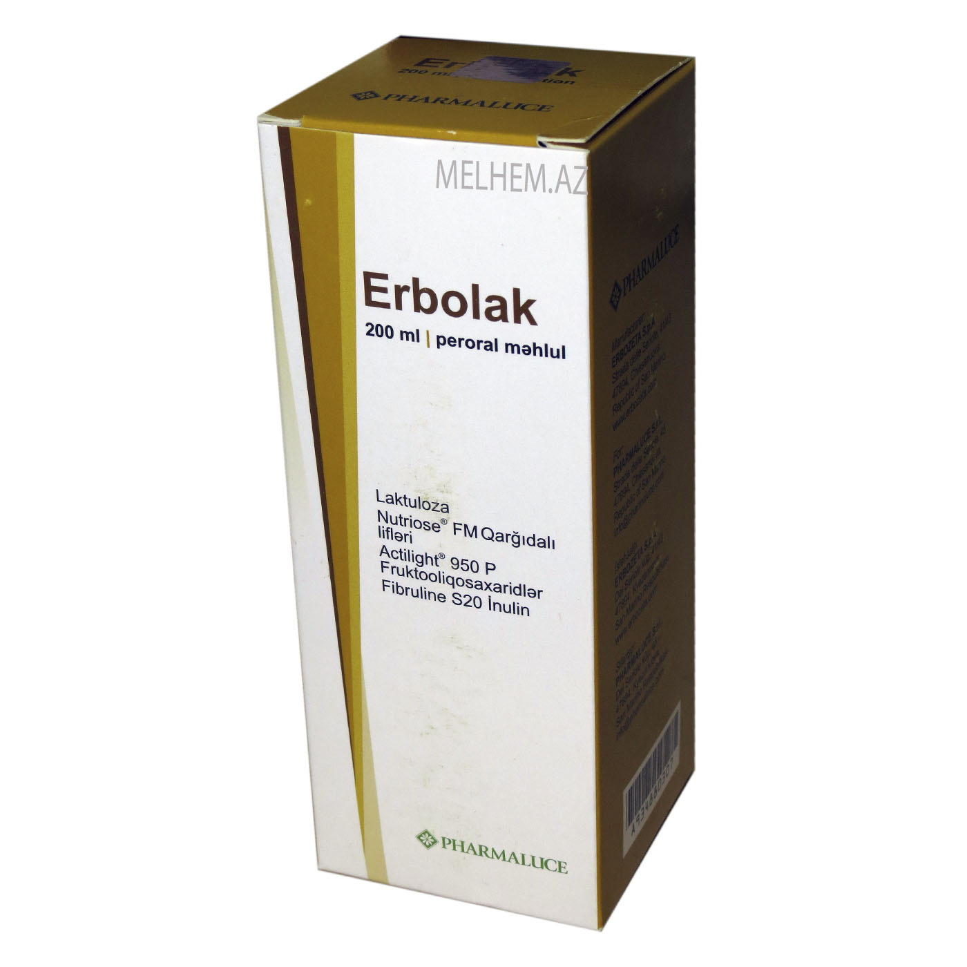ERBOLAK 200ML