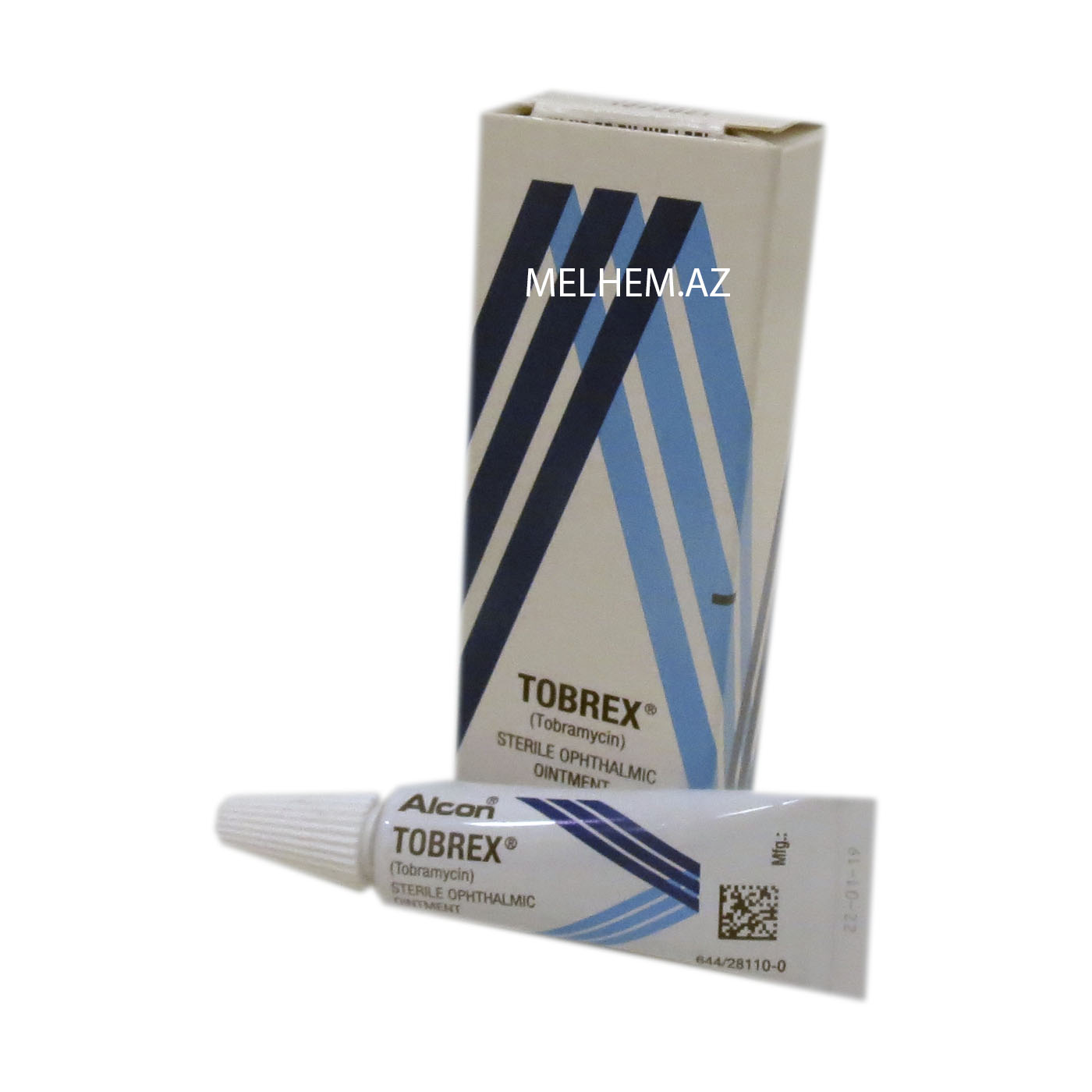 TOBREX MAZ 3.5 QR