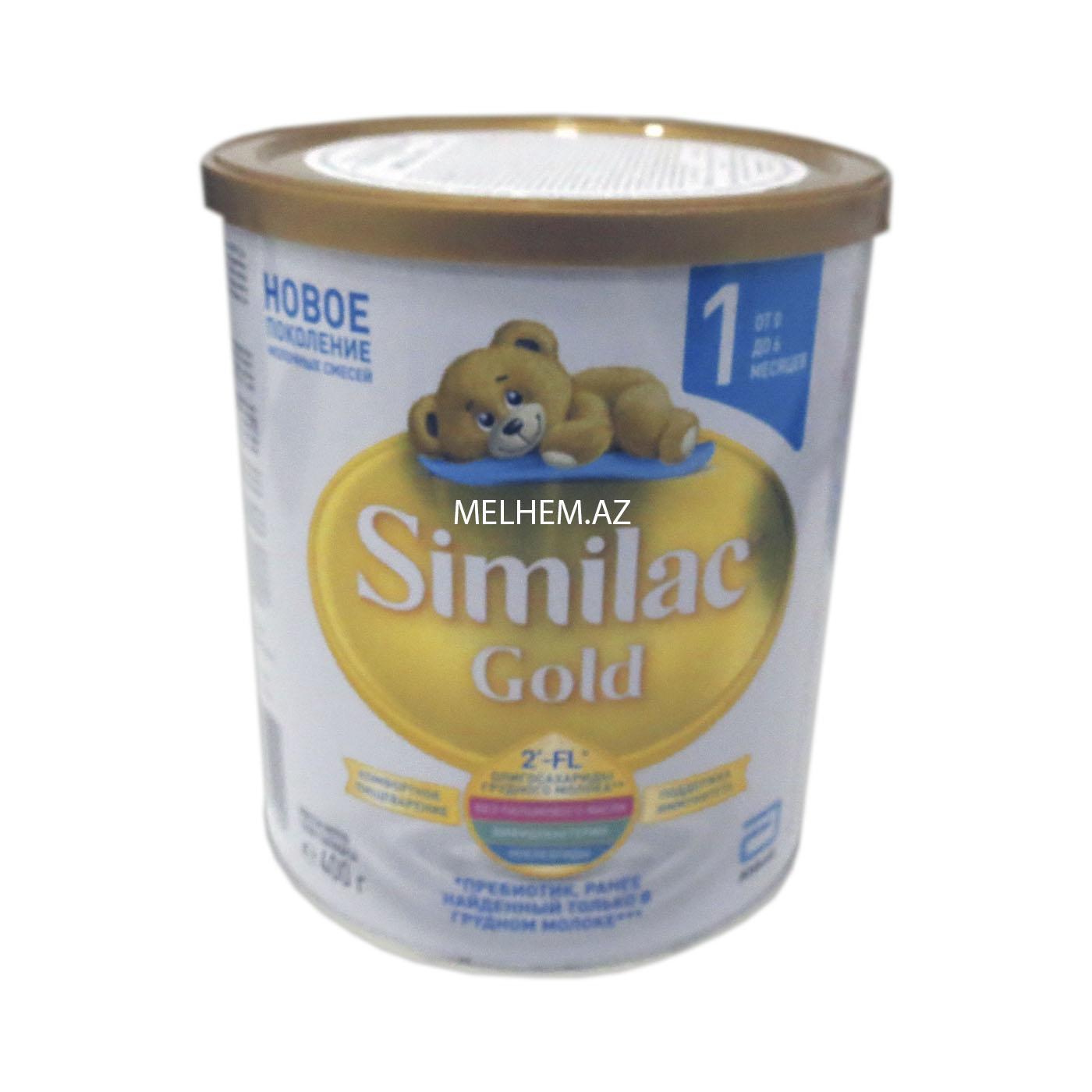 SIMILAC GOLD 1 ( BALACA )