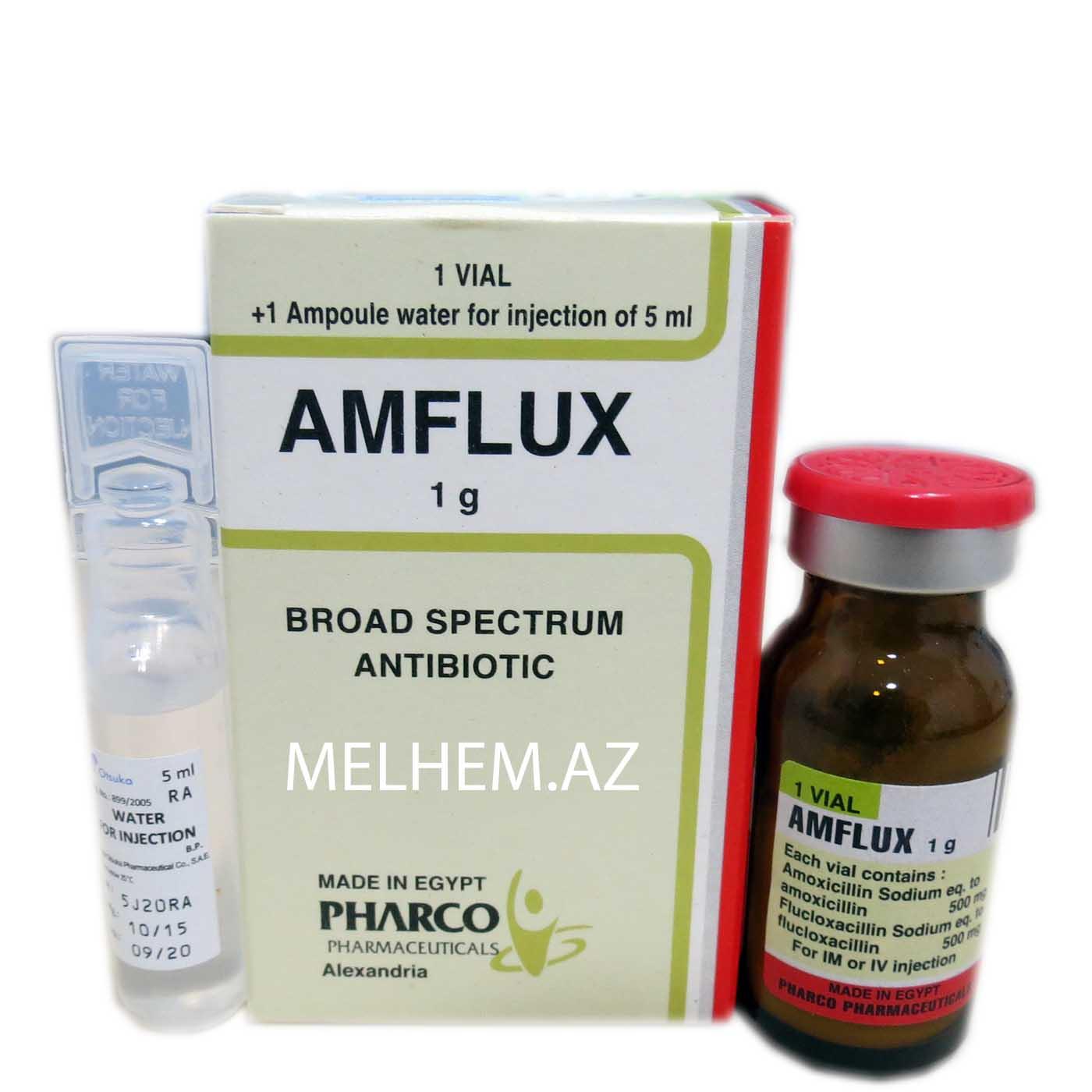 AMFLUKS 1 G