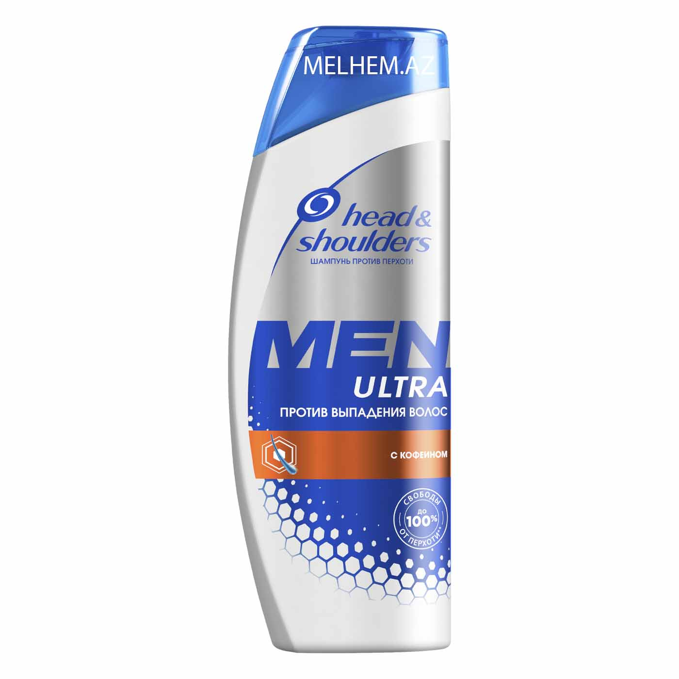 HEAD SHOULDERS MEN 400 ML (ŞAMPUN)