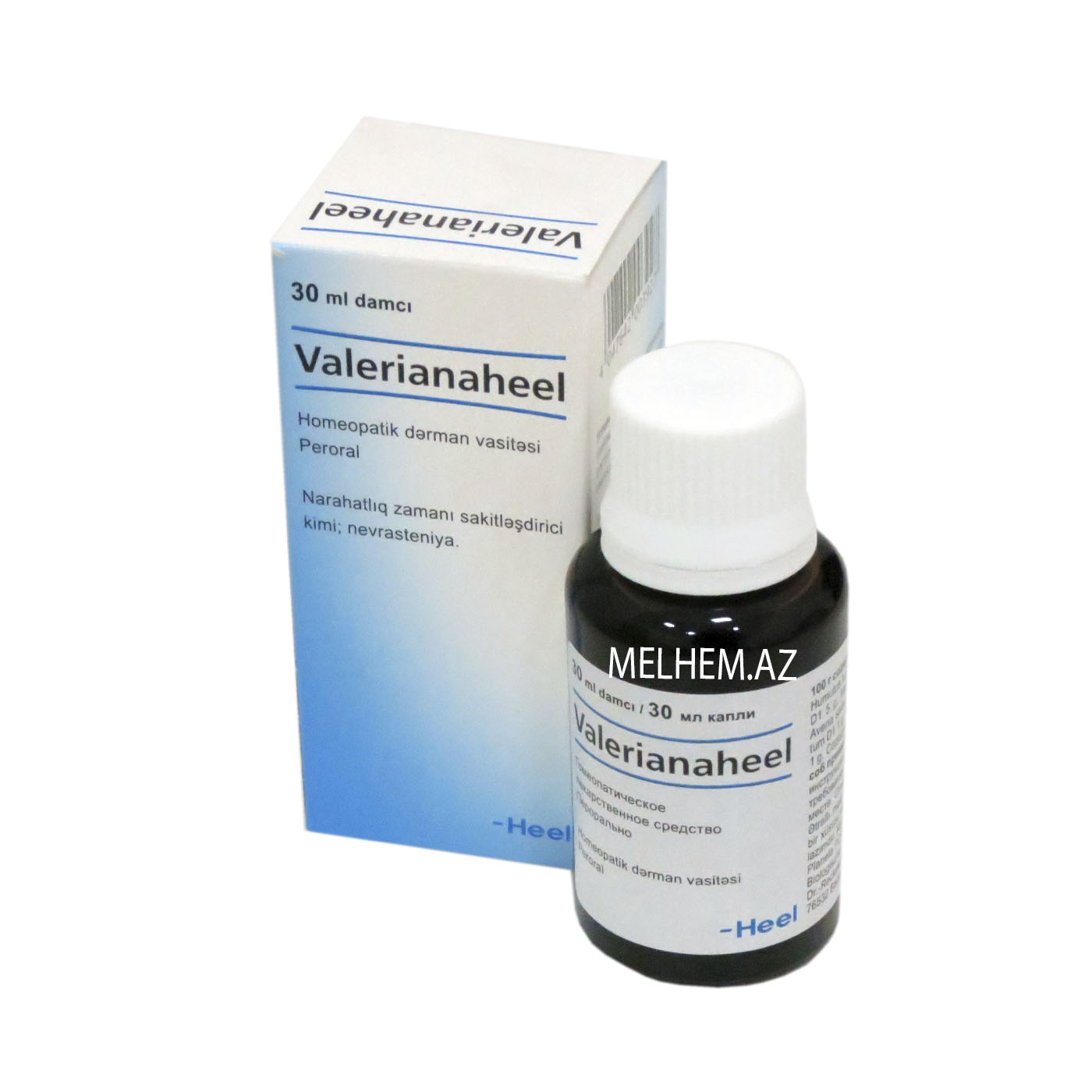 VALERİANAHEEL 30 ML DAMCI