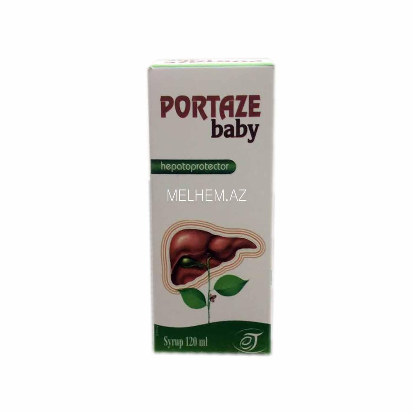 PORTAZE BABY 120 ML