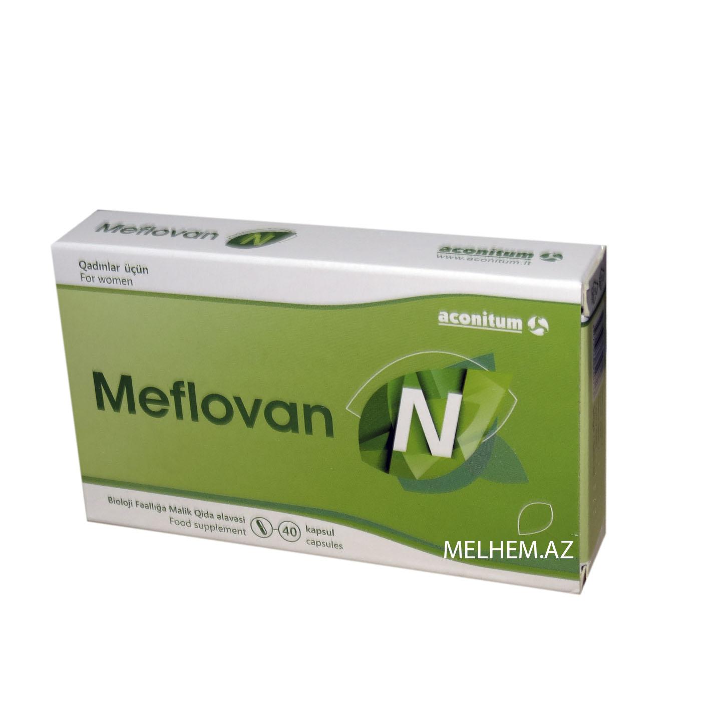 MEFLOVAN N N40