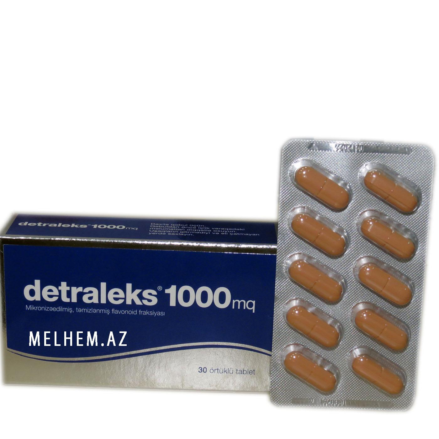 DETRALEKS 1000 MQ
