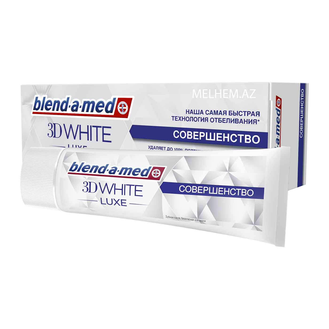 BLEND-A-MED 3D WHİTE LÜKS AĞARDICI 75 ML