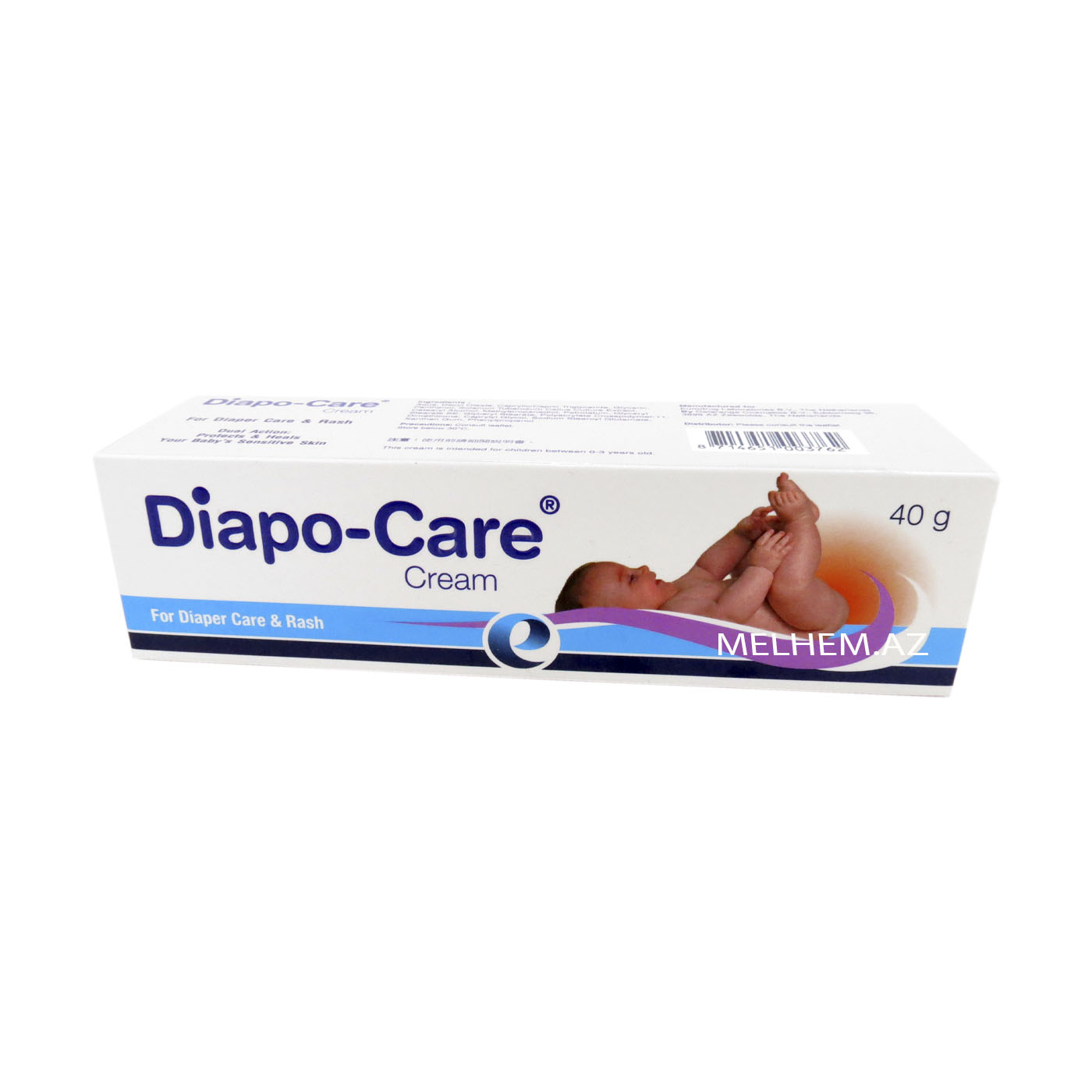 DİAPO-CARE 40 Q (KREM)