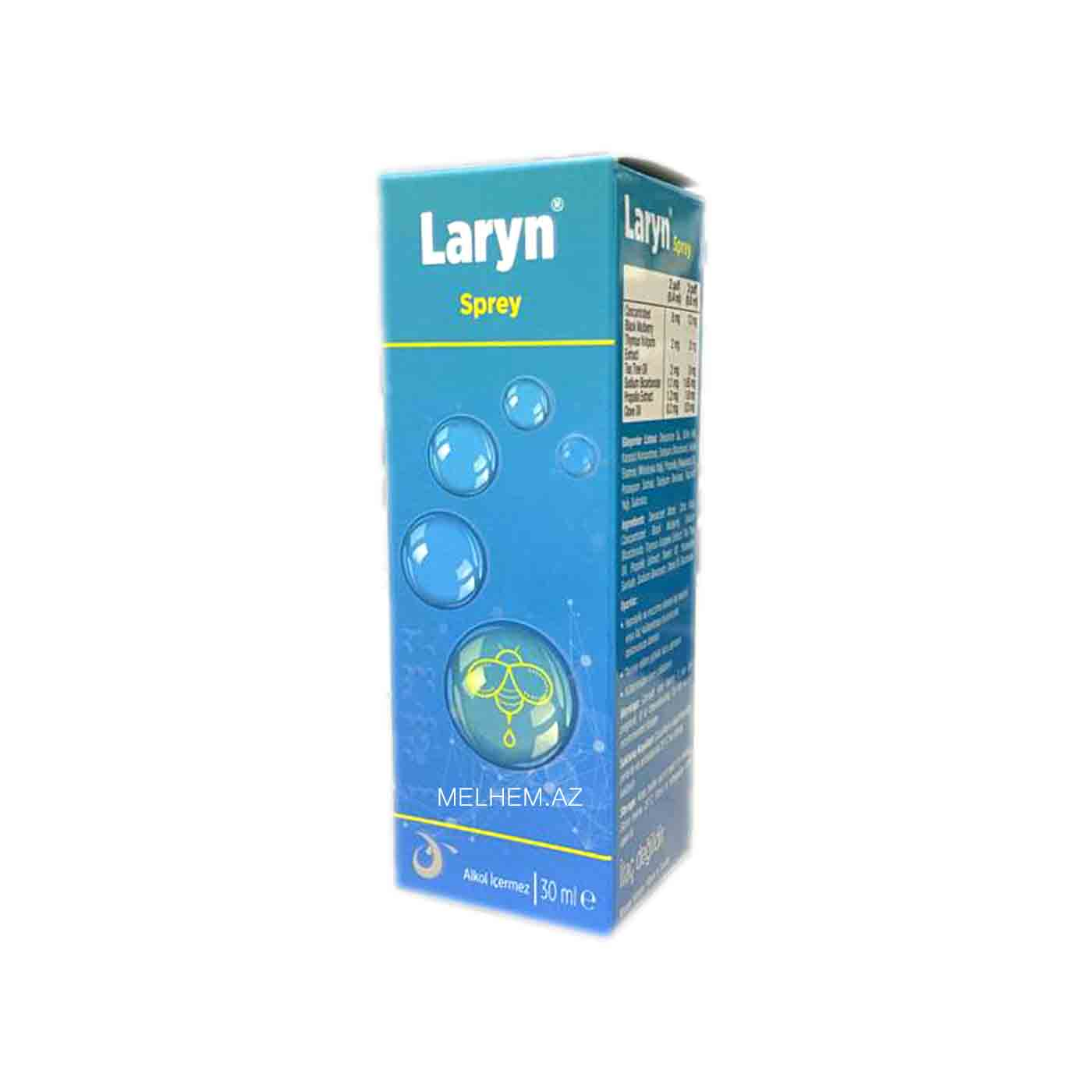LARYN SPREY 30 ML