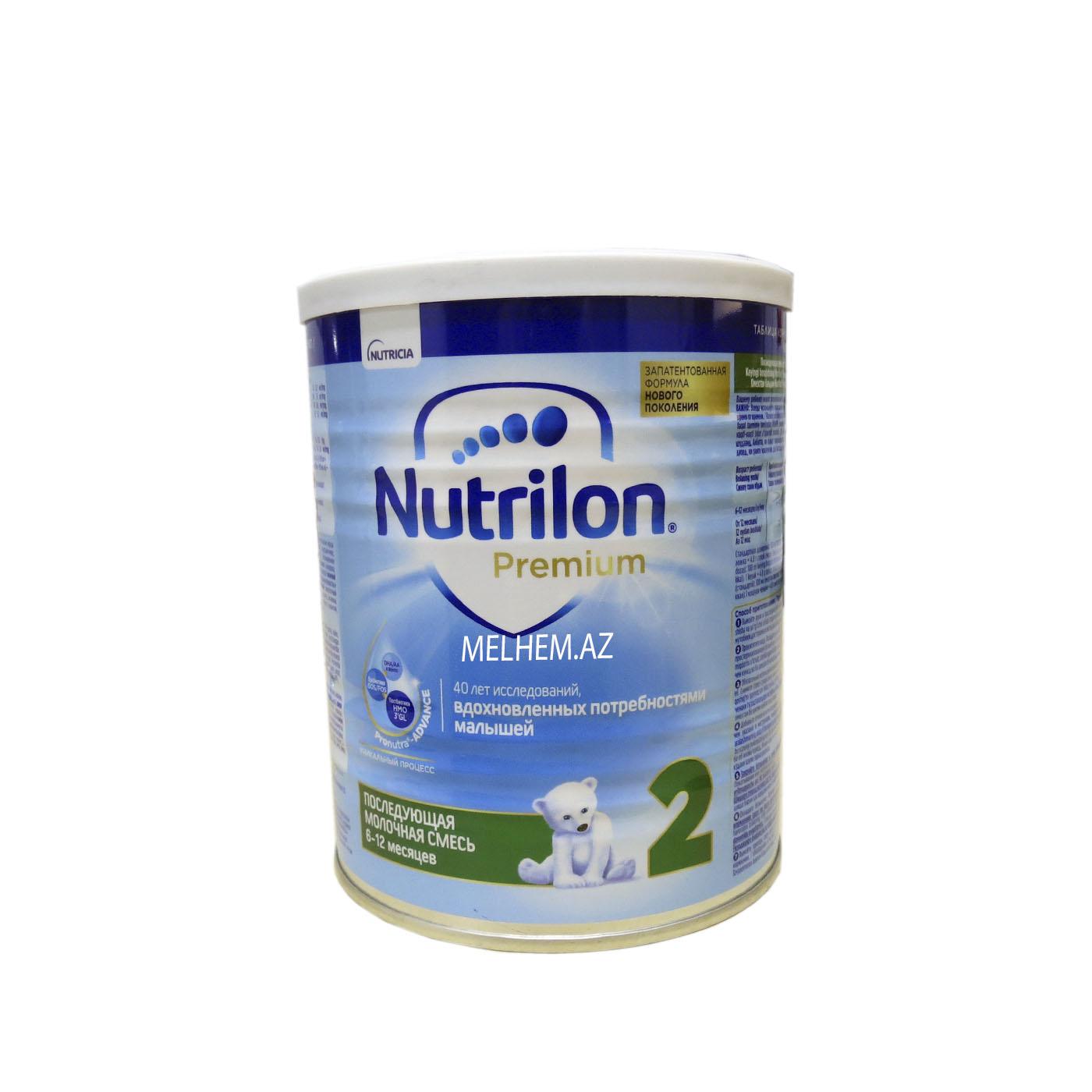 NUTRİLON 2 (PREMİUM) 400QR