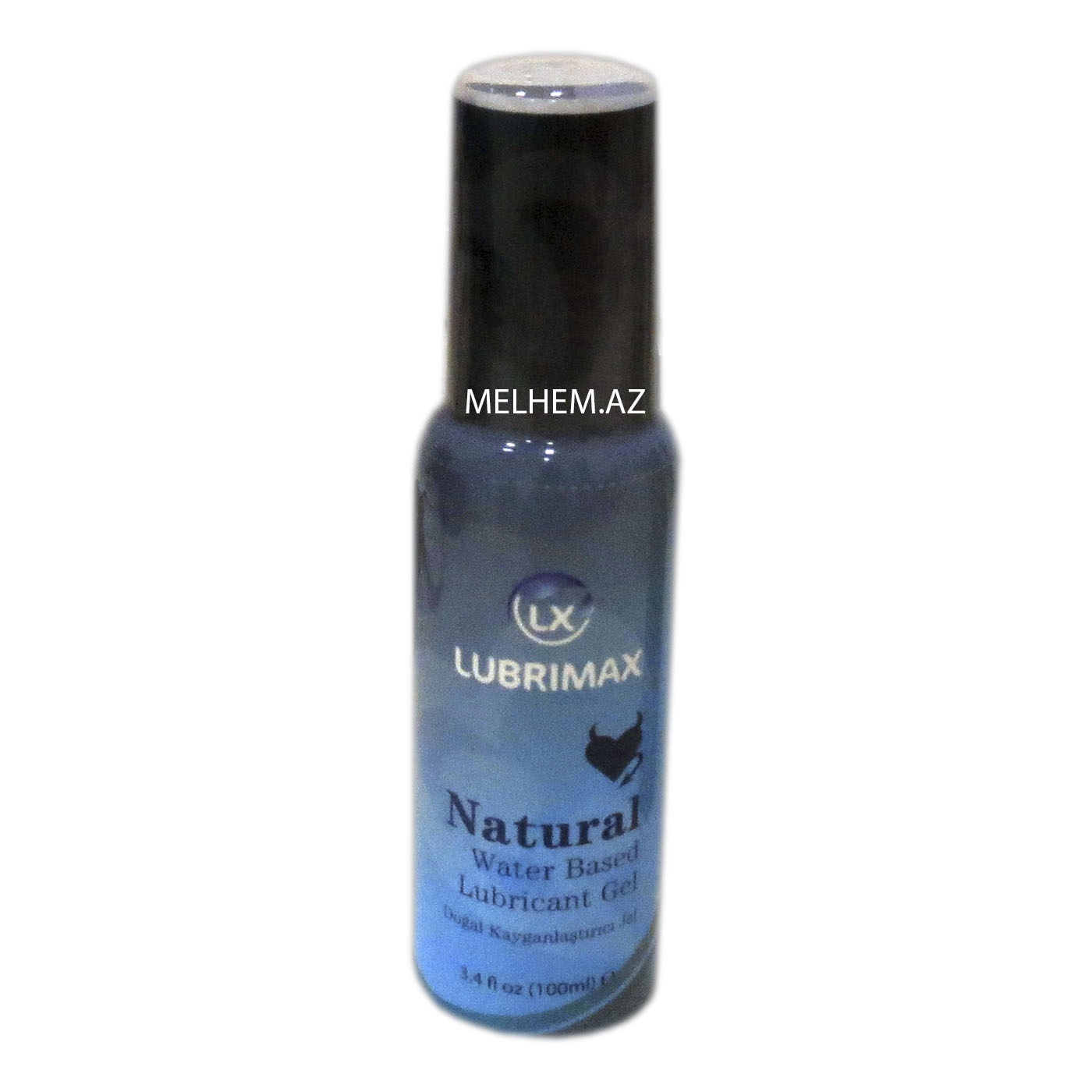 LUBRIMAX NATURAL GEL