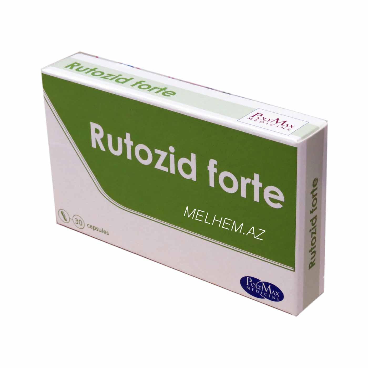 RUTOZİD FORTE N30