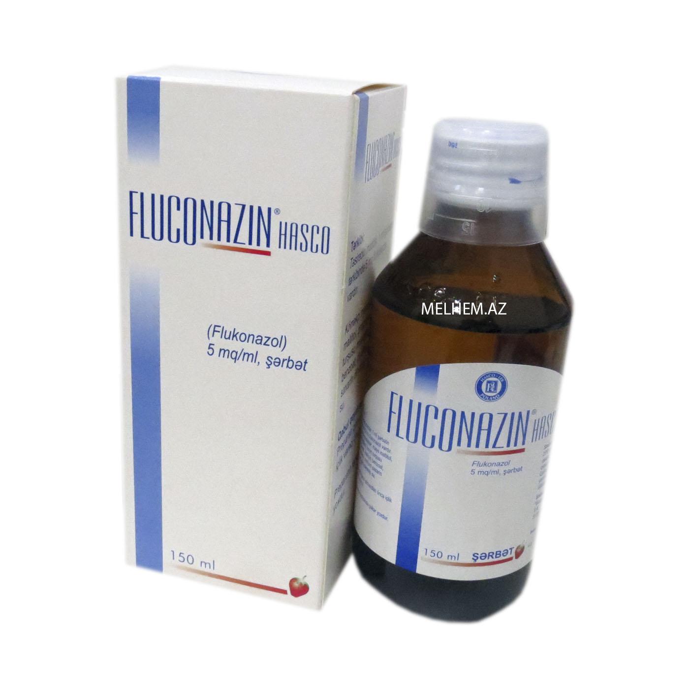 FLUCONAZIN HASCO
