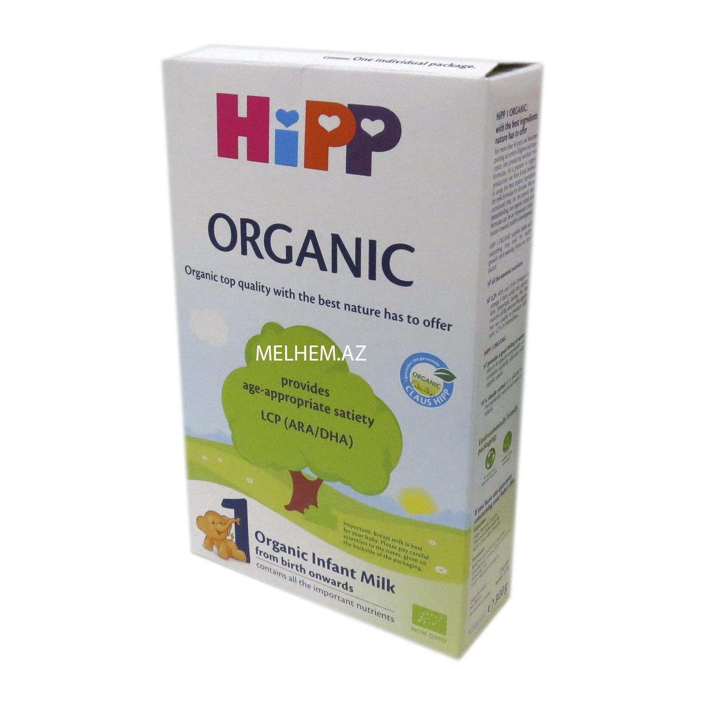 HIPP ORGANIC 1