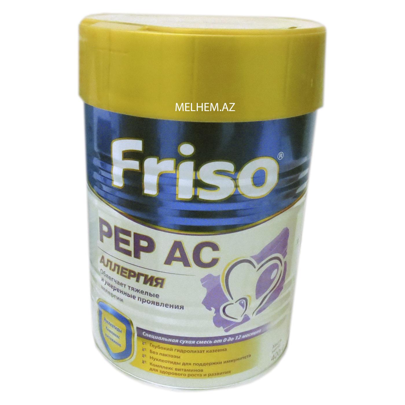 FRISO PEP AC