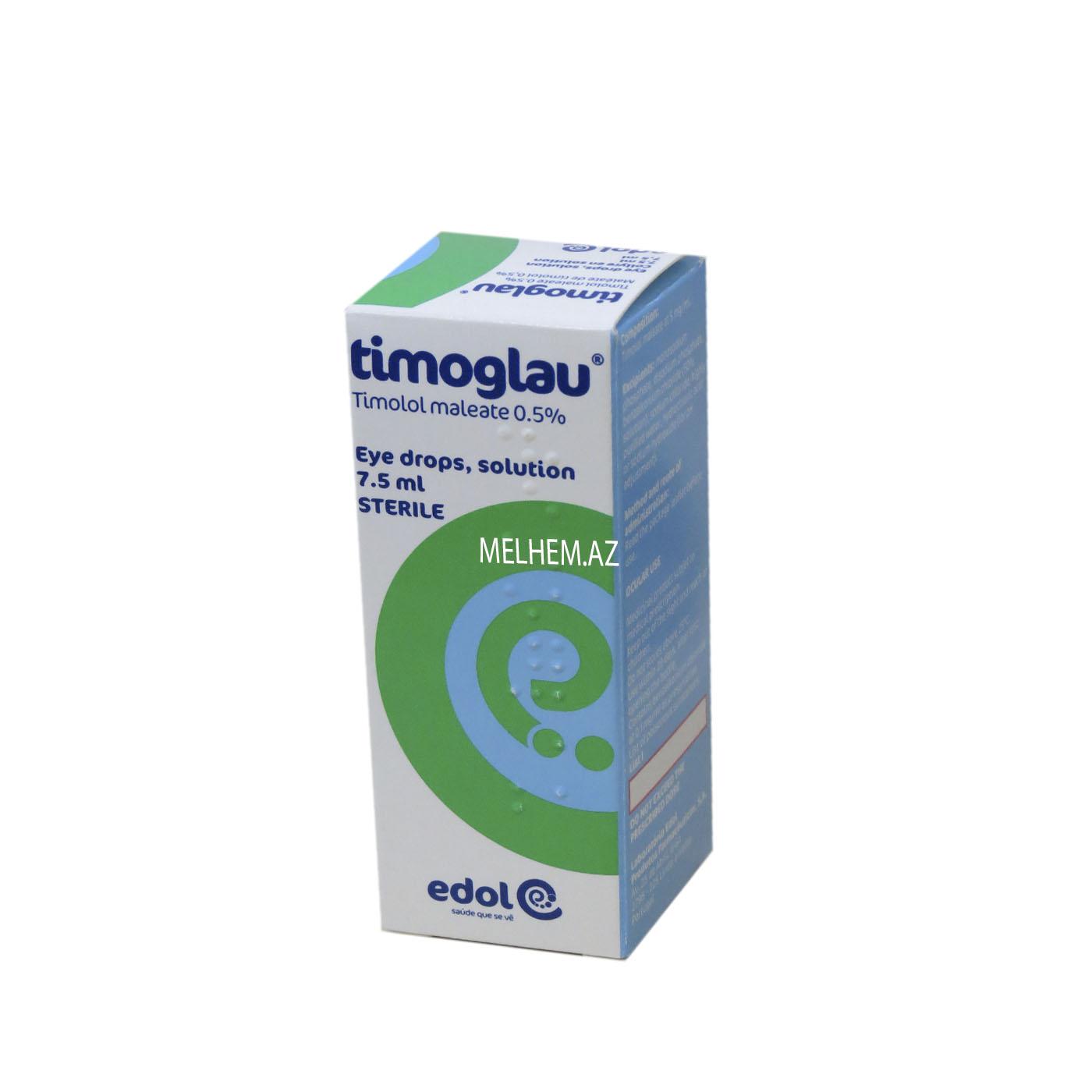 TİMOGLAU 7.5ML
