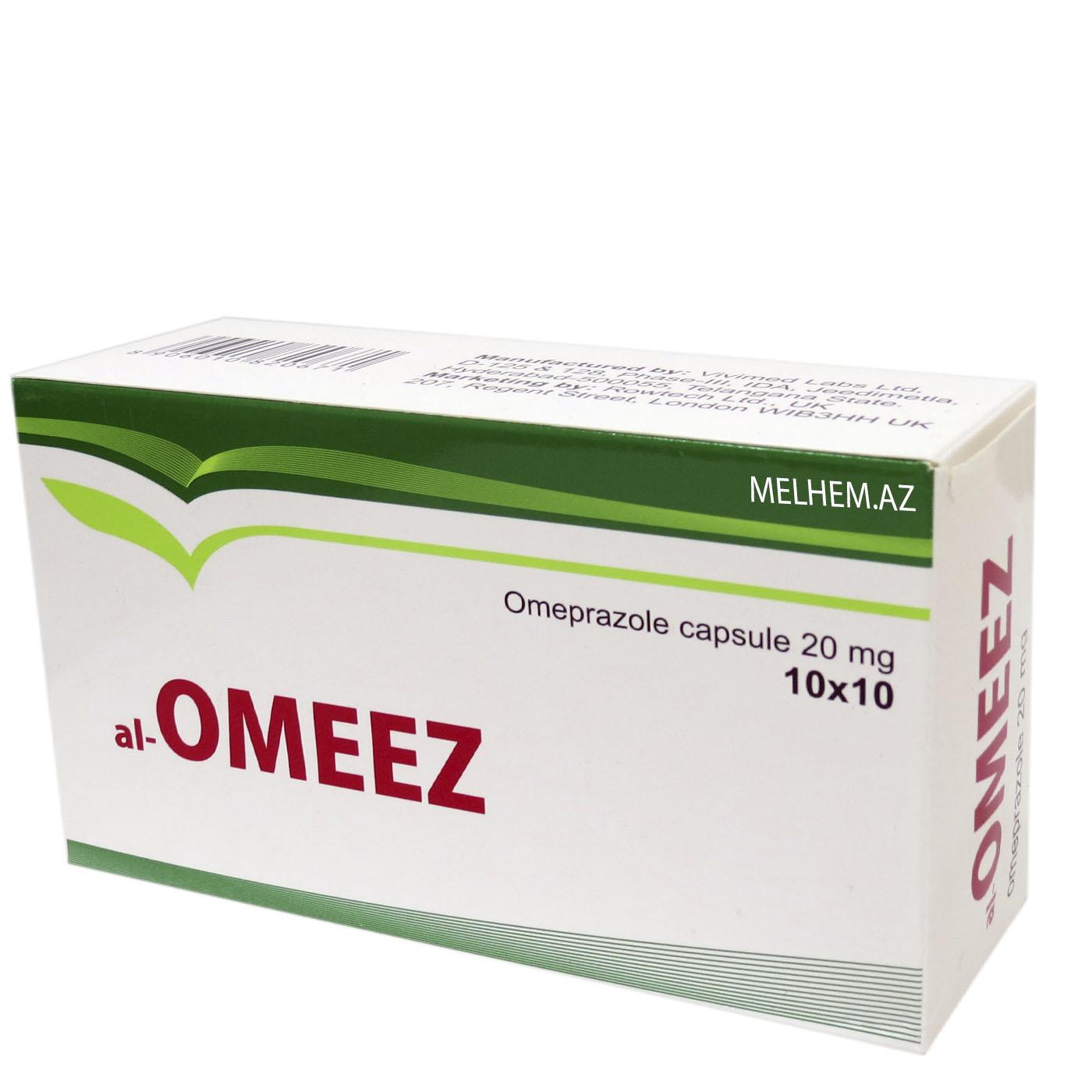 OMEEZ 20 MG N10