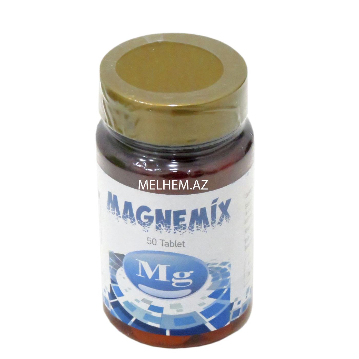 MAGNEMİX N 50