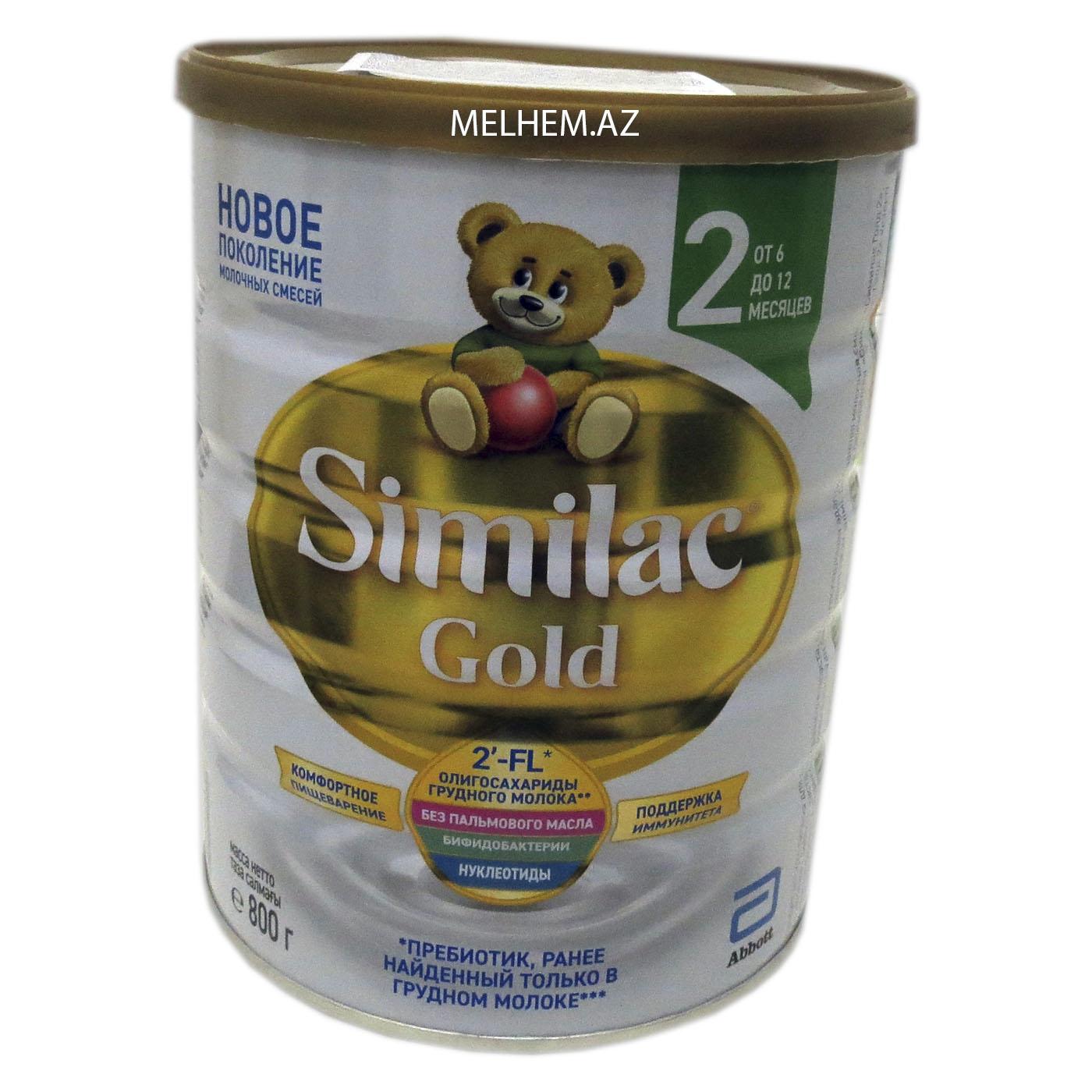 SIMILAC GOLD 2 ( BÖYÜK )