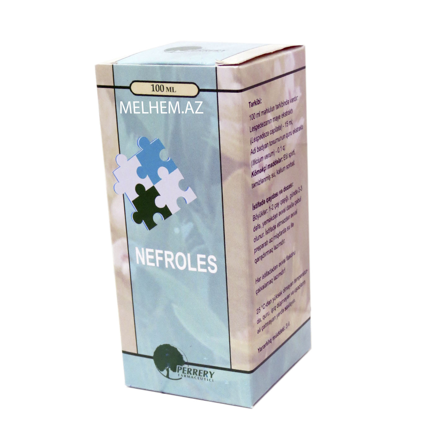 NEFROLES 100ML