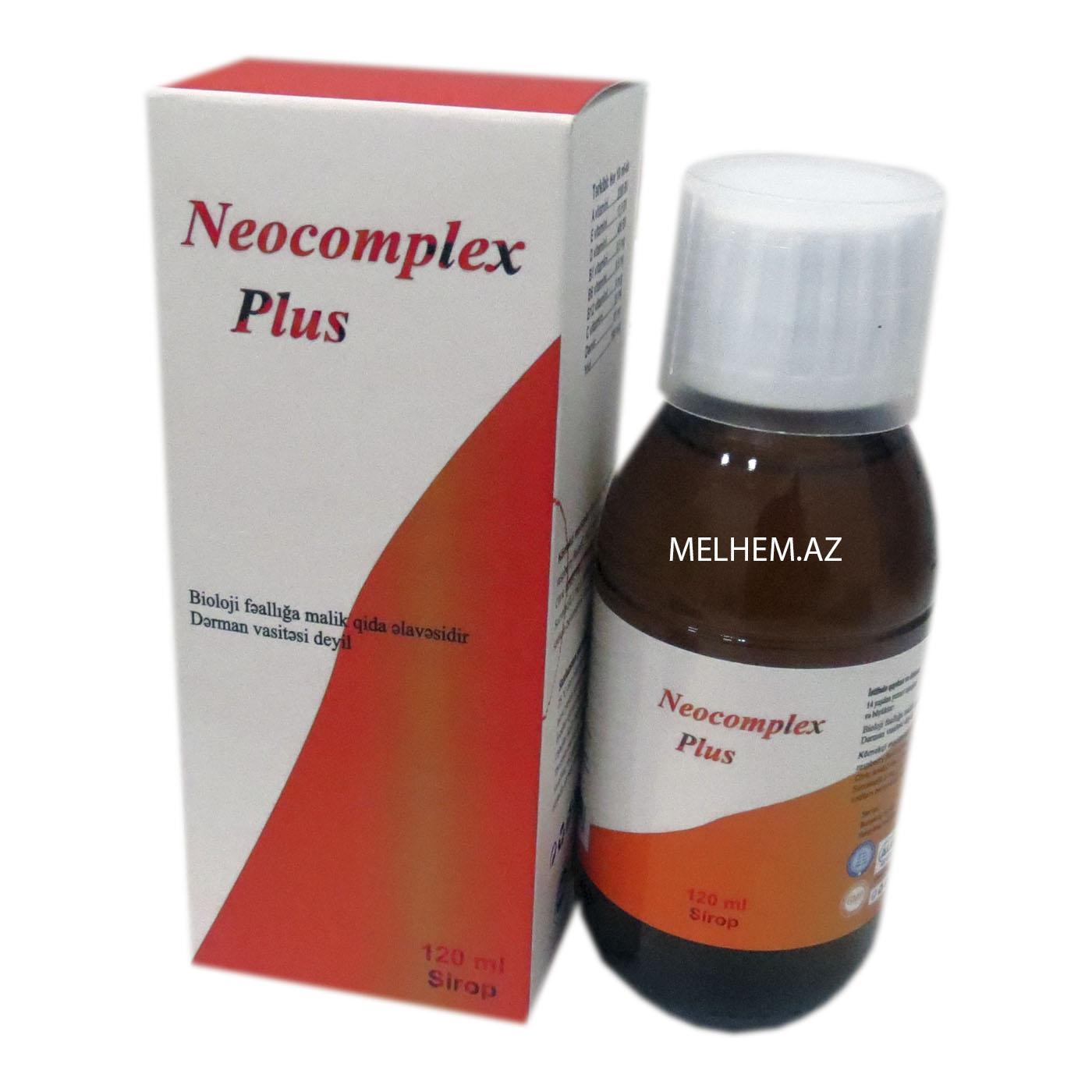 NEOCOMPLEX PLUS