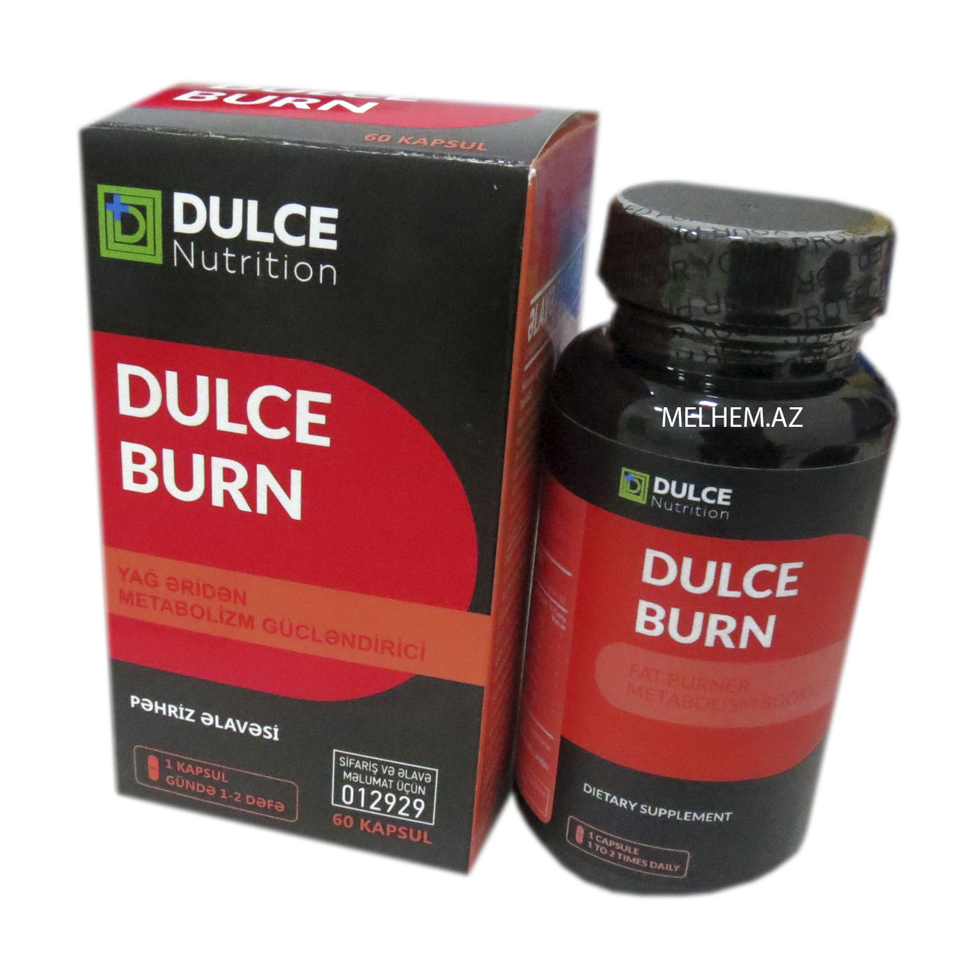 DULCE BURN