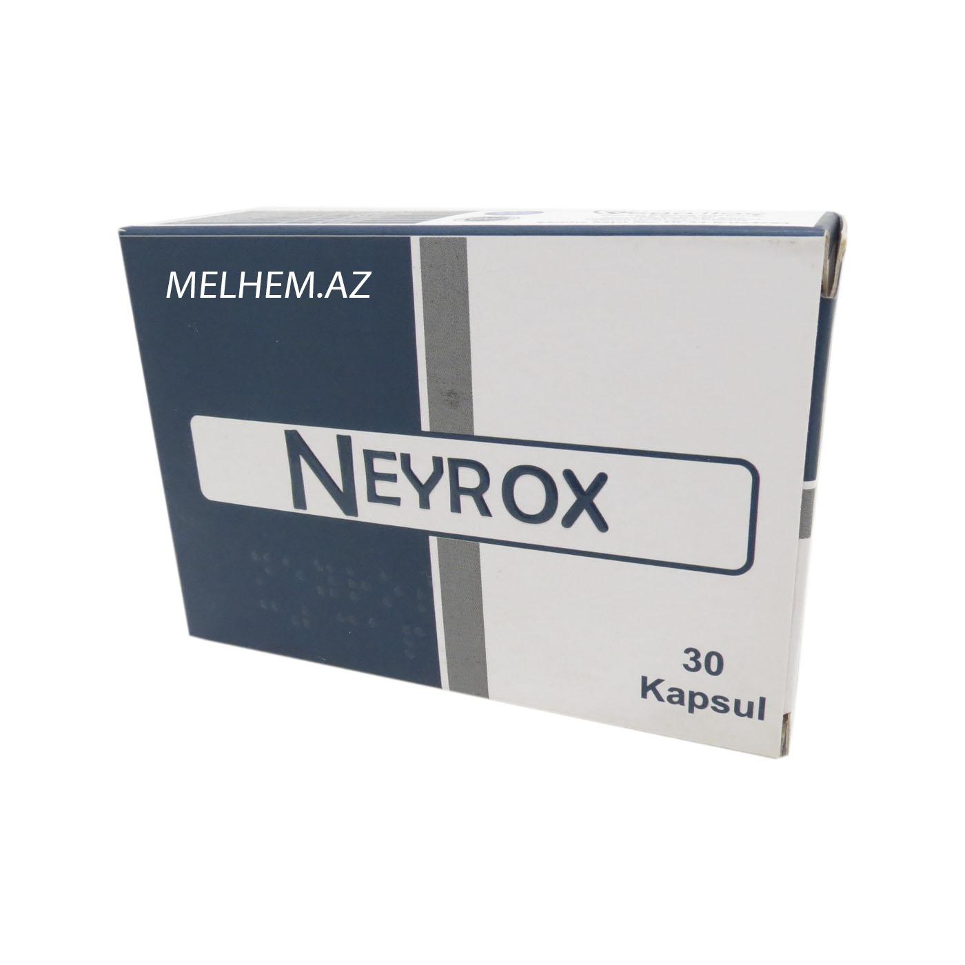 NEYROX N30 (KAPSULA)