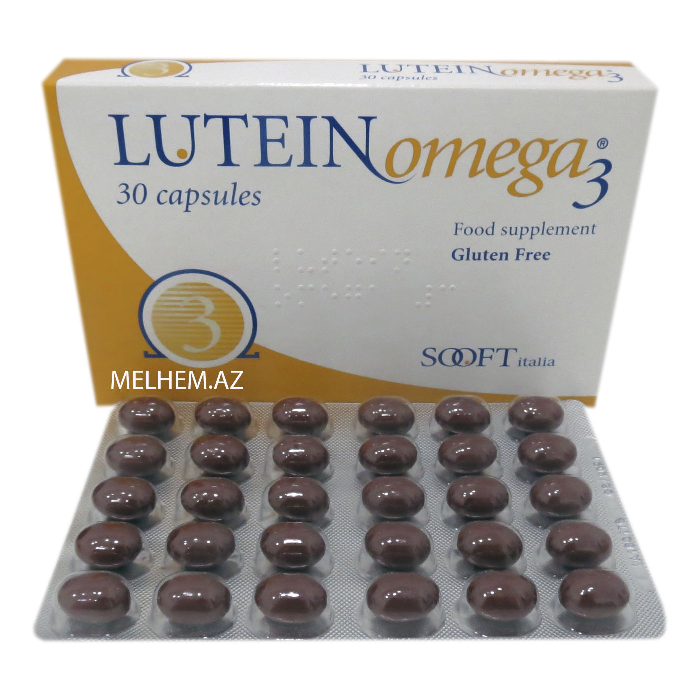 LUTEİN OMEGA 3