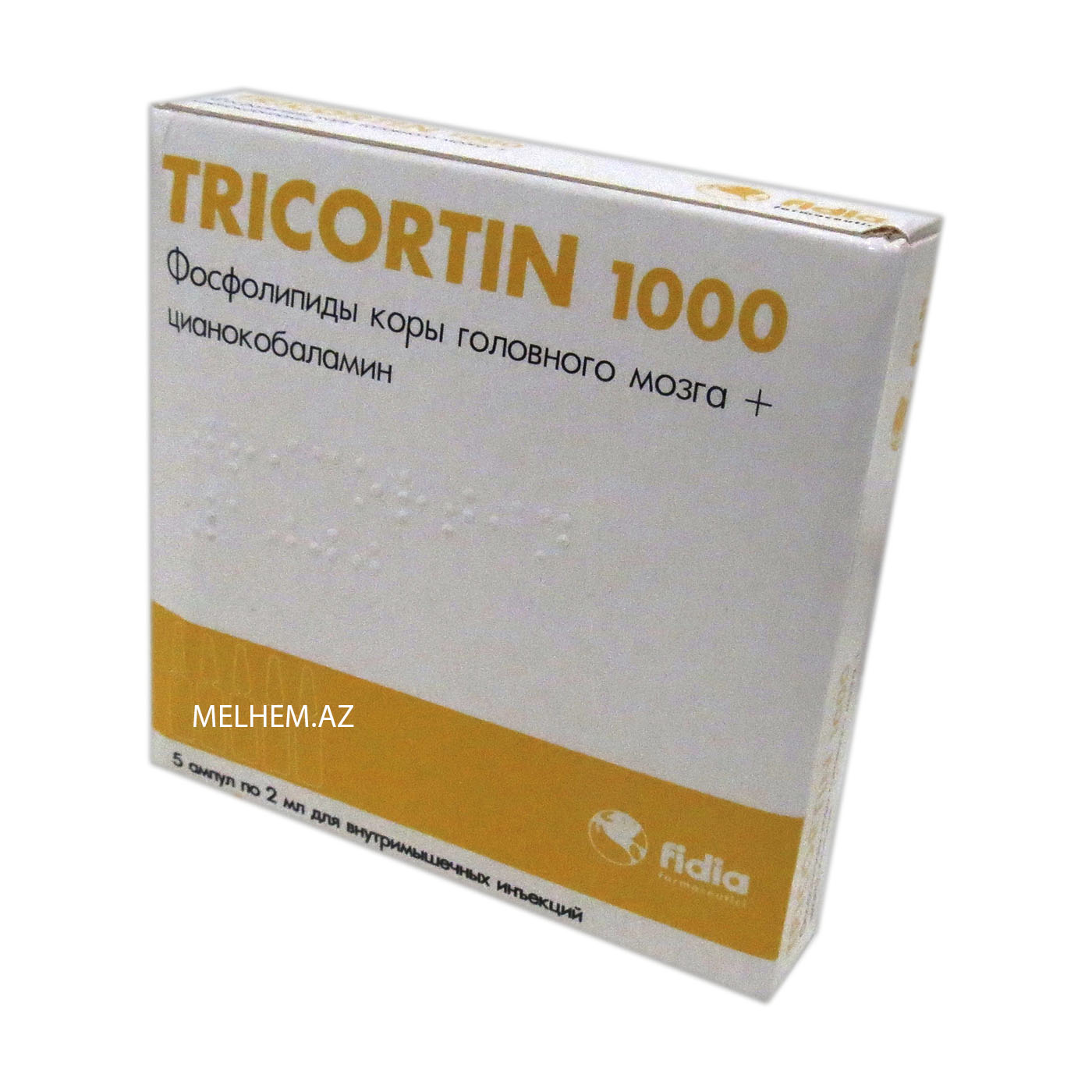 TRICORTIN 1000