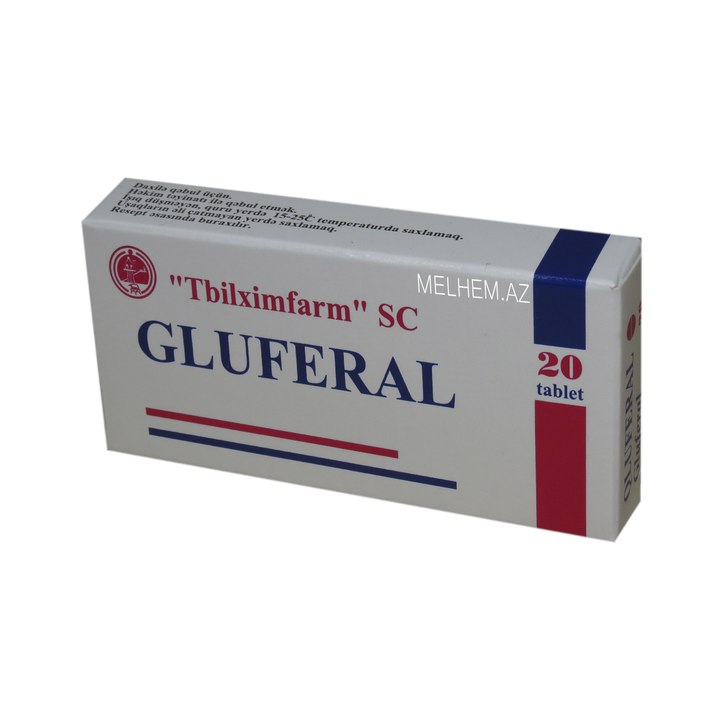 GLUFERAL N20