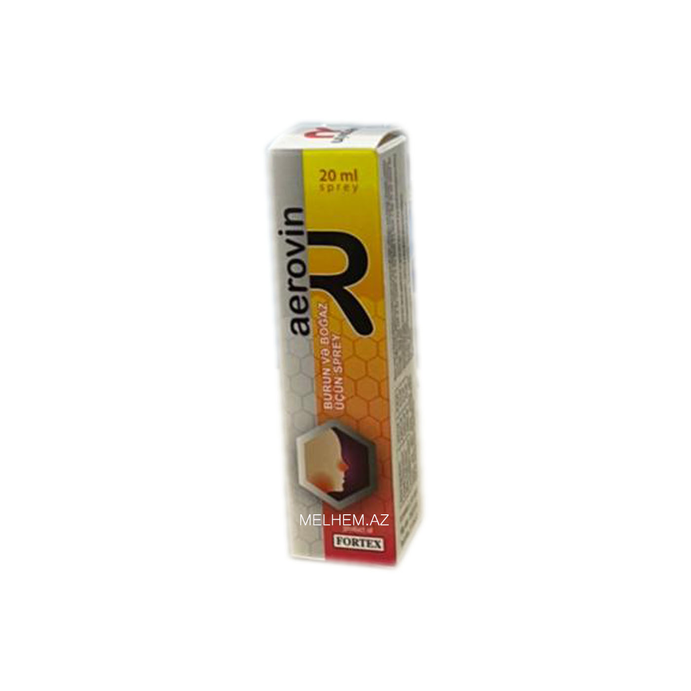 AEROVİN SPREY 20 ML