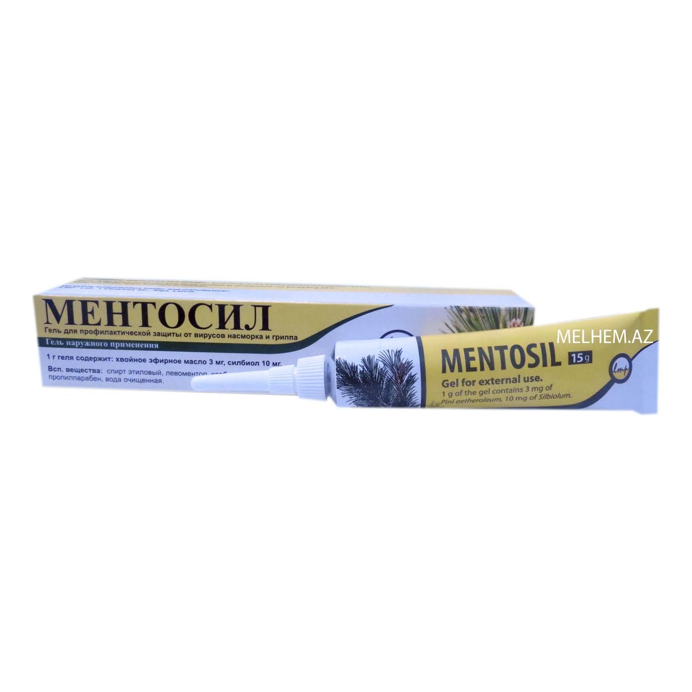 MENTOSIL 15 Q GEL