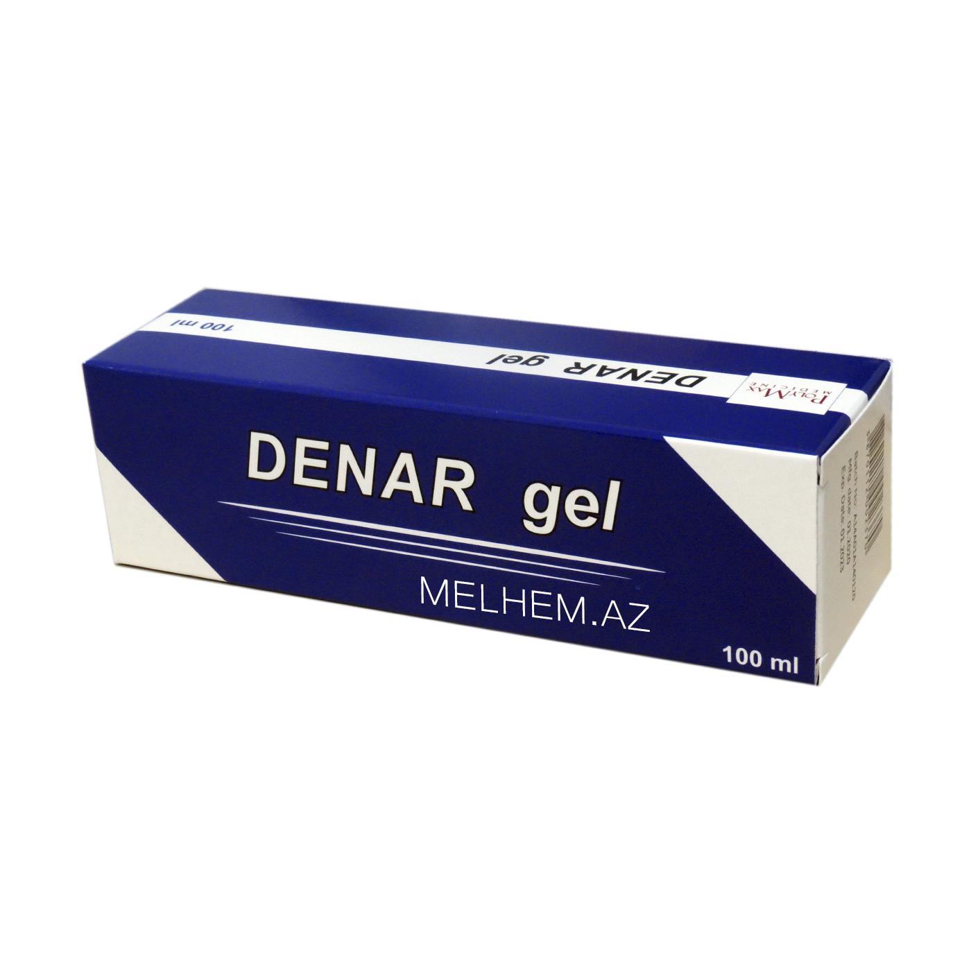 DENAR GEL 100 ML