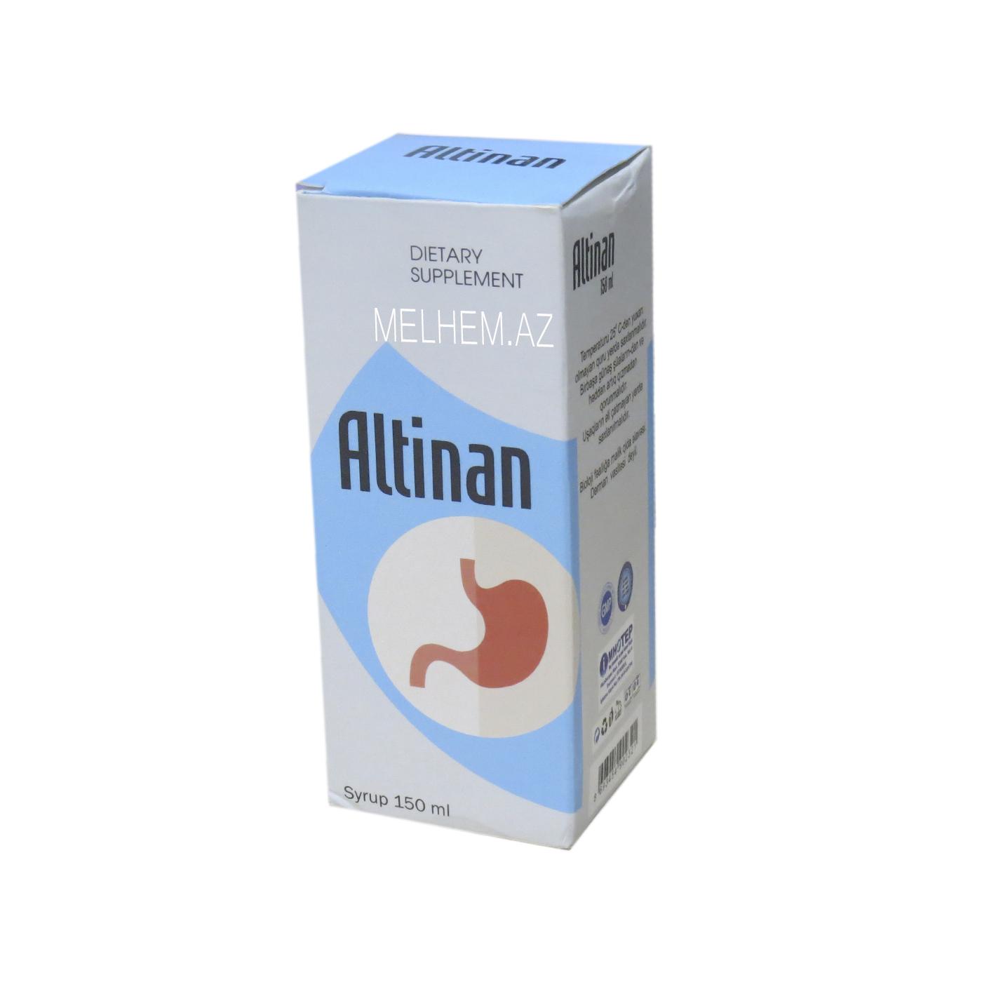 ALTİNAN 150 ML