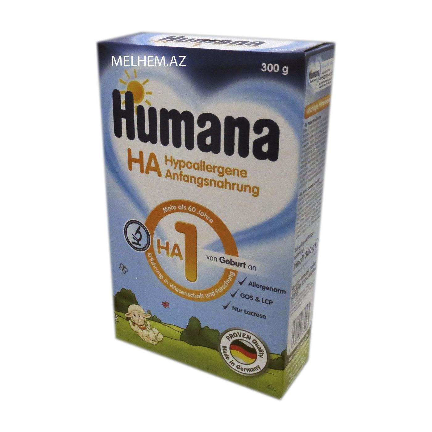 HUMANA HA1