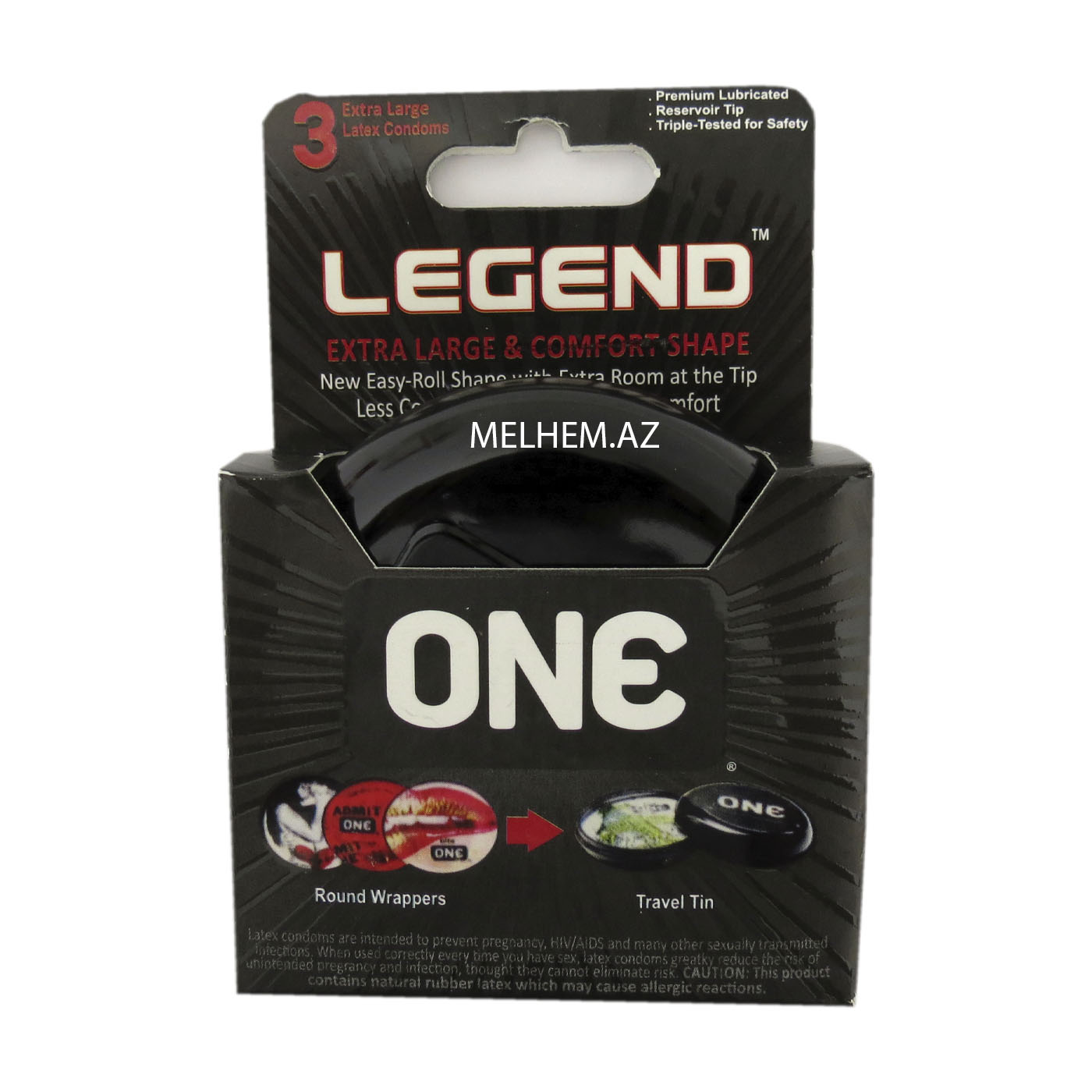 ONE LEGEND N3 (QORUYUCU)