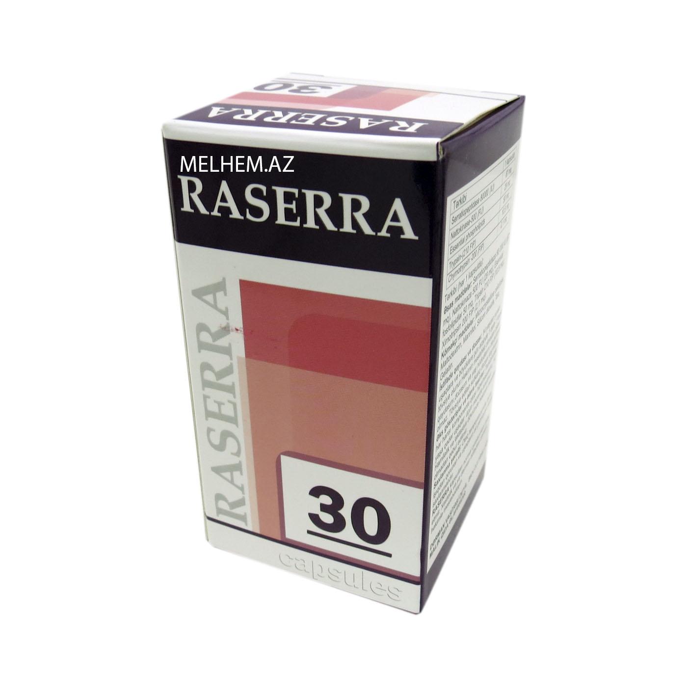 RASERRA N30 (KAPSUL)