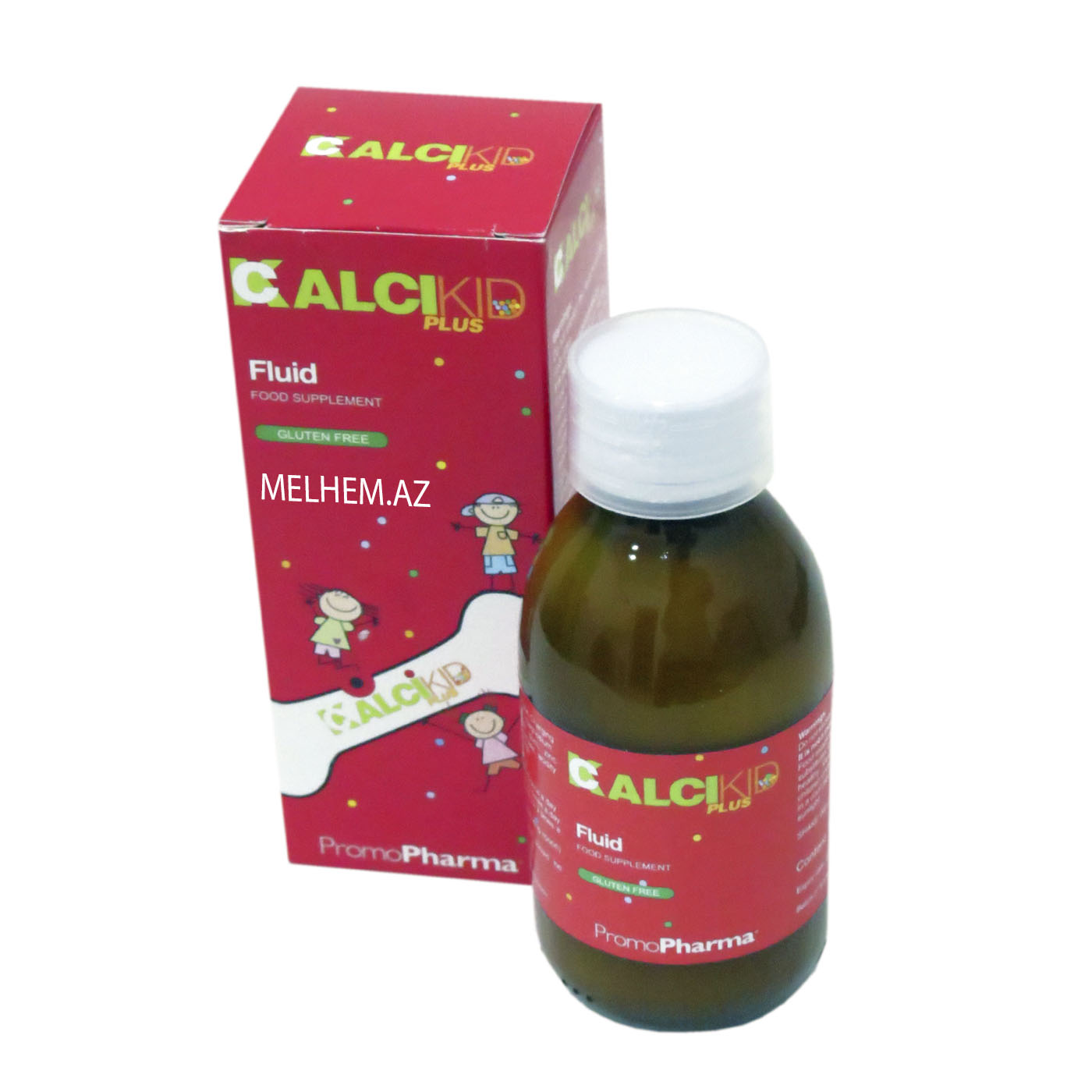 CALCİKİD PLUS 150 ML