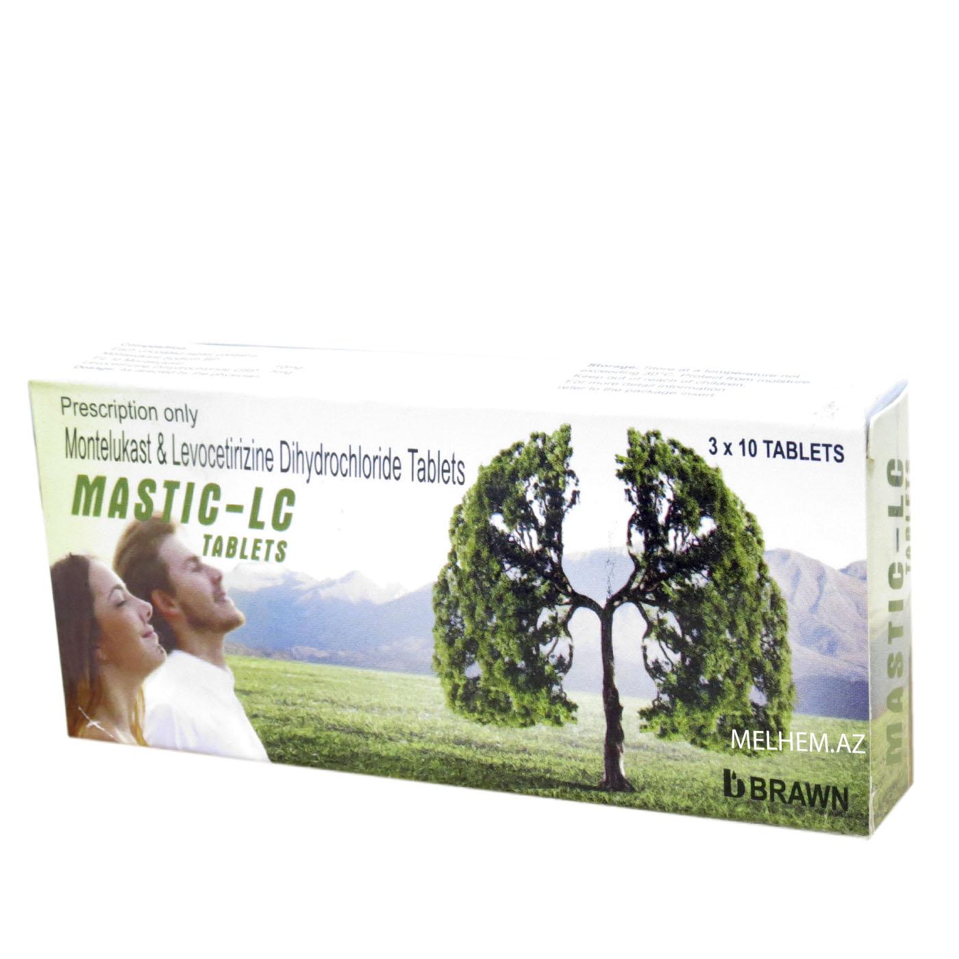 MASTİC-LC N10