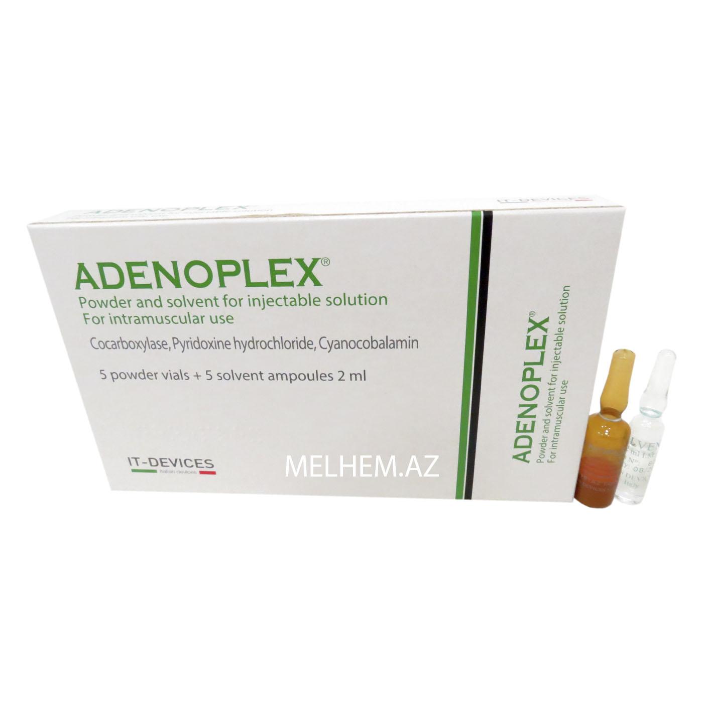 ADENOPLEX 2 ML N5
