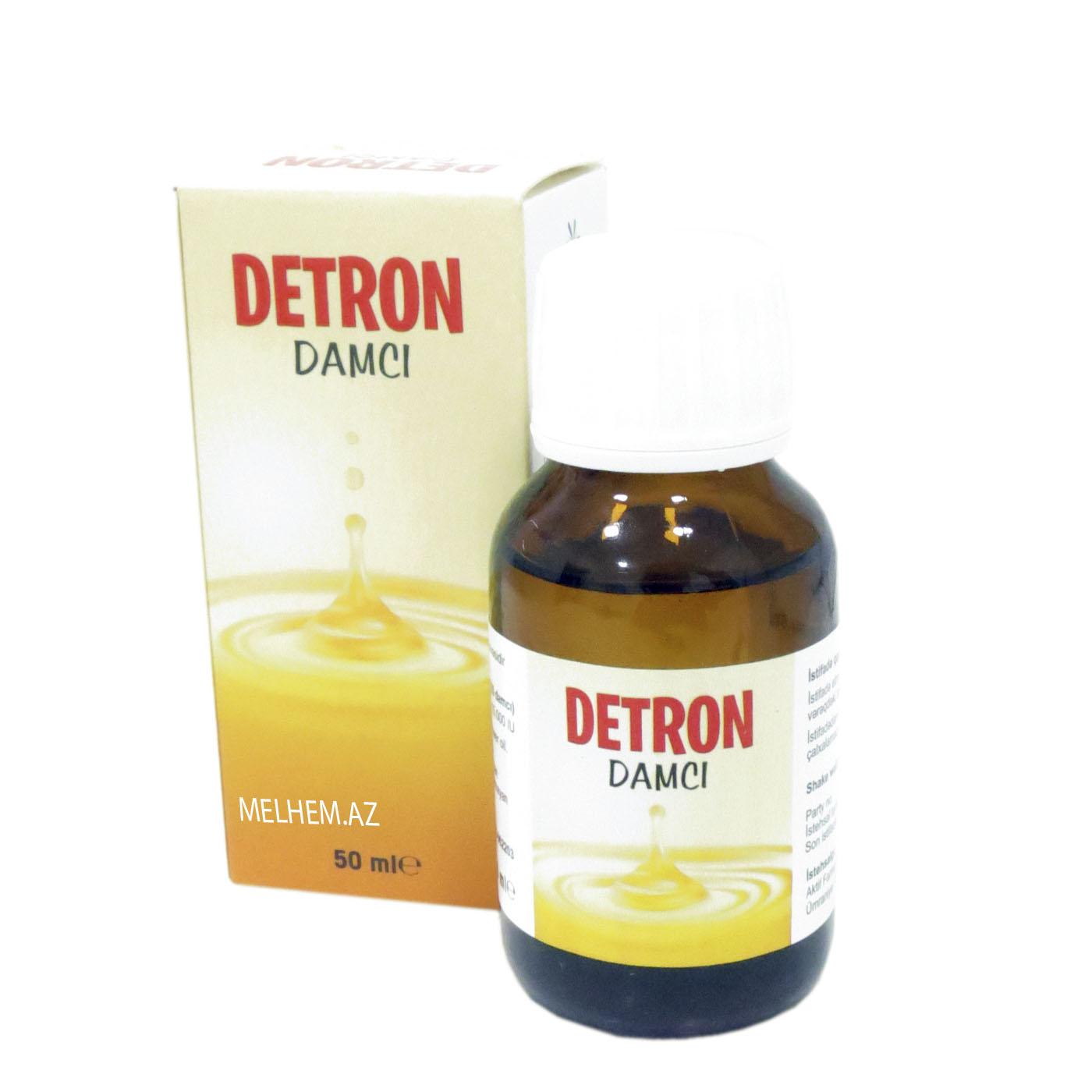 DETRON 50 ML (DAMCI)