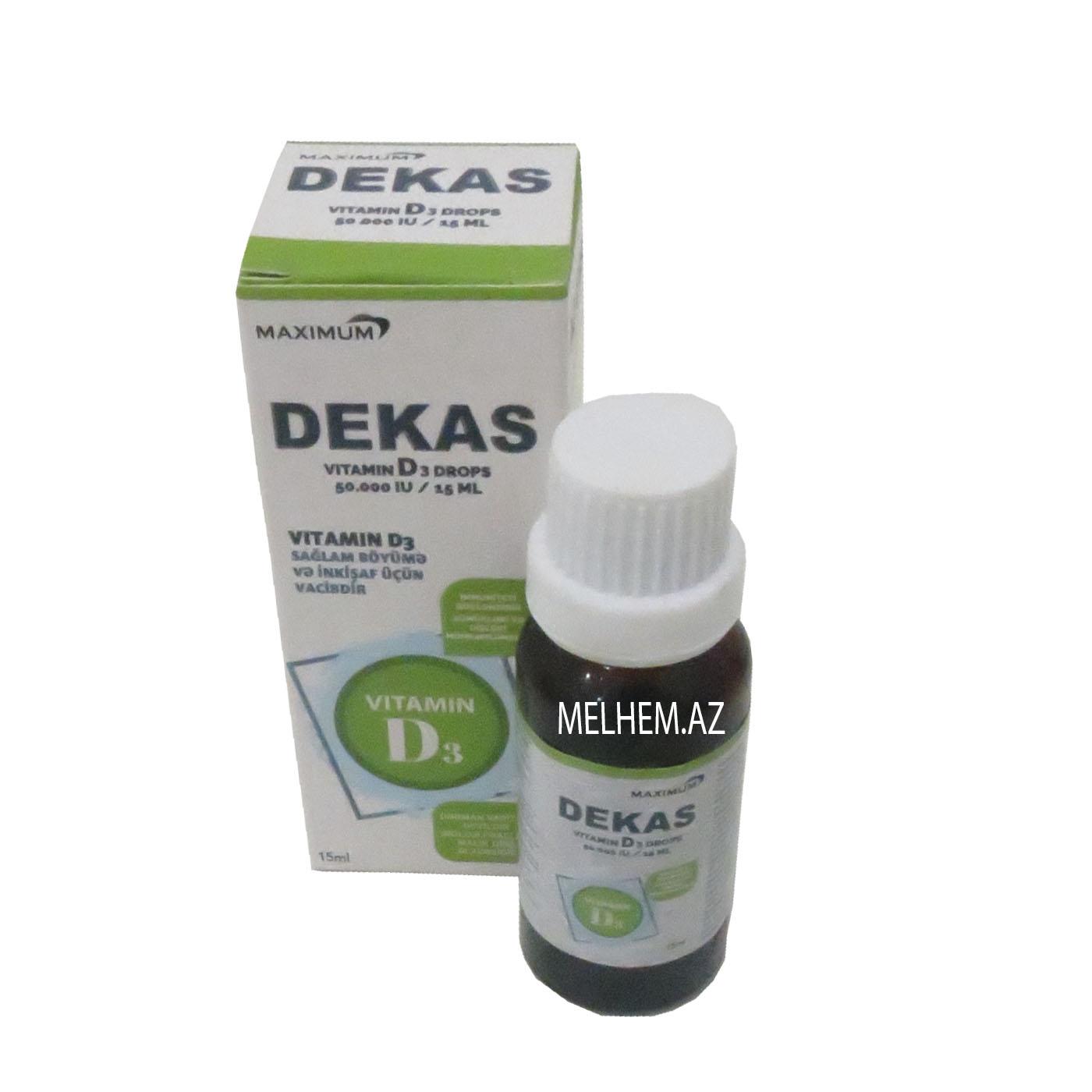 DEKAS